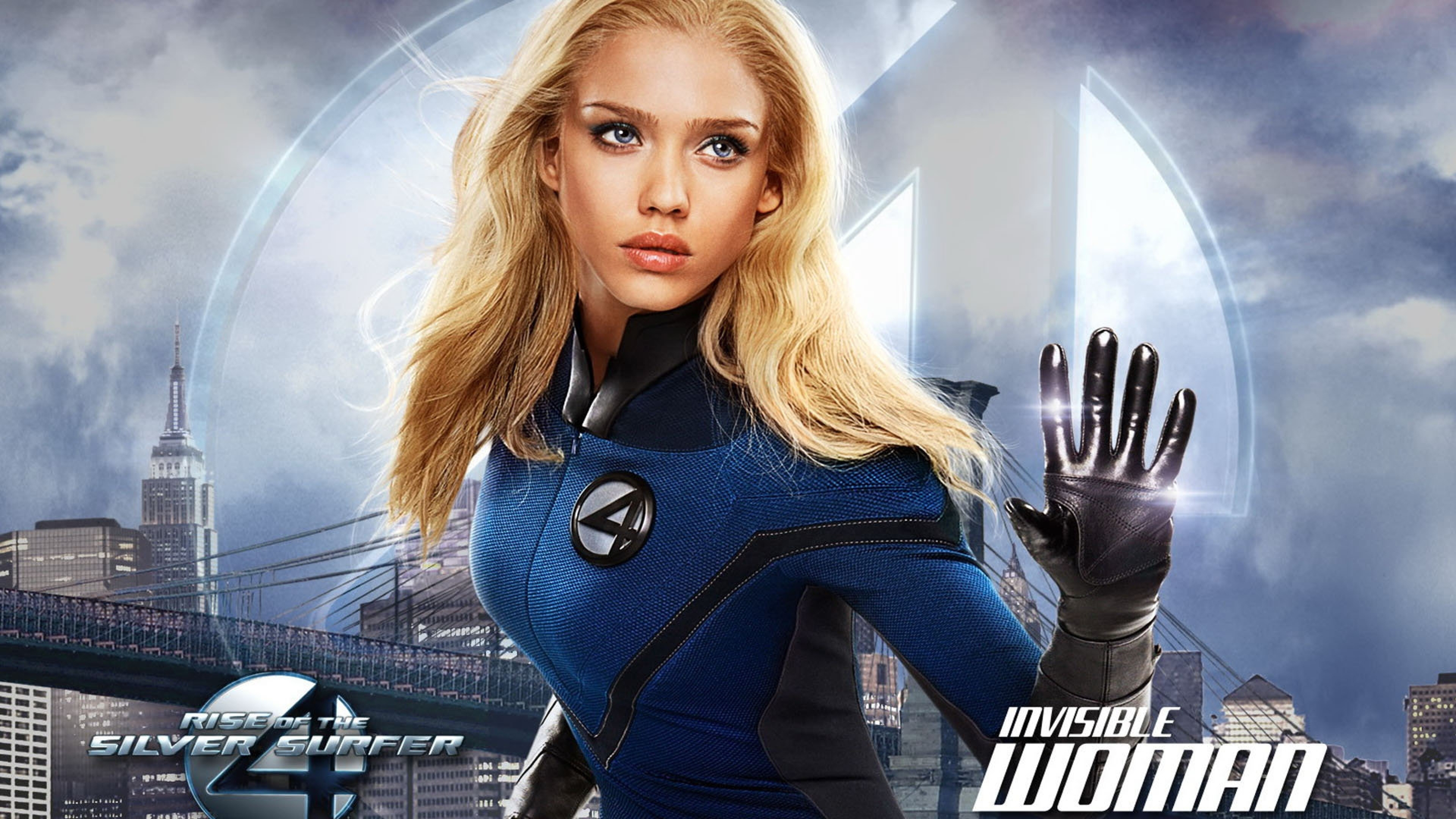 fantastic 4 rise of the silver surfer invisible woman susan storm