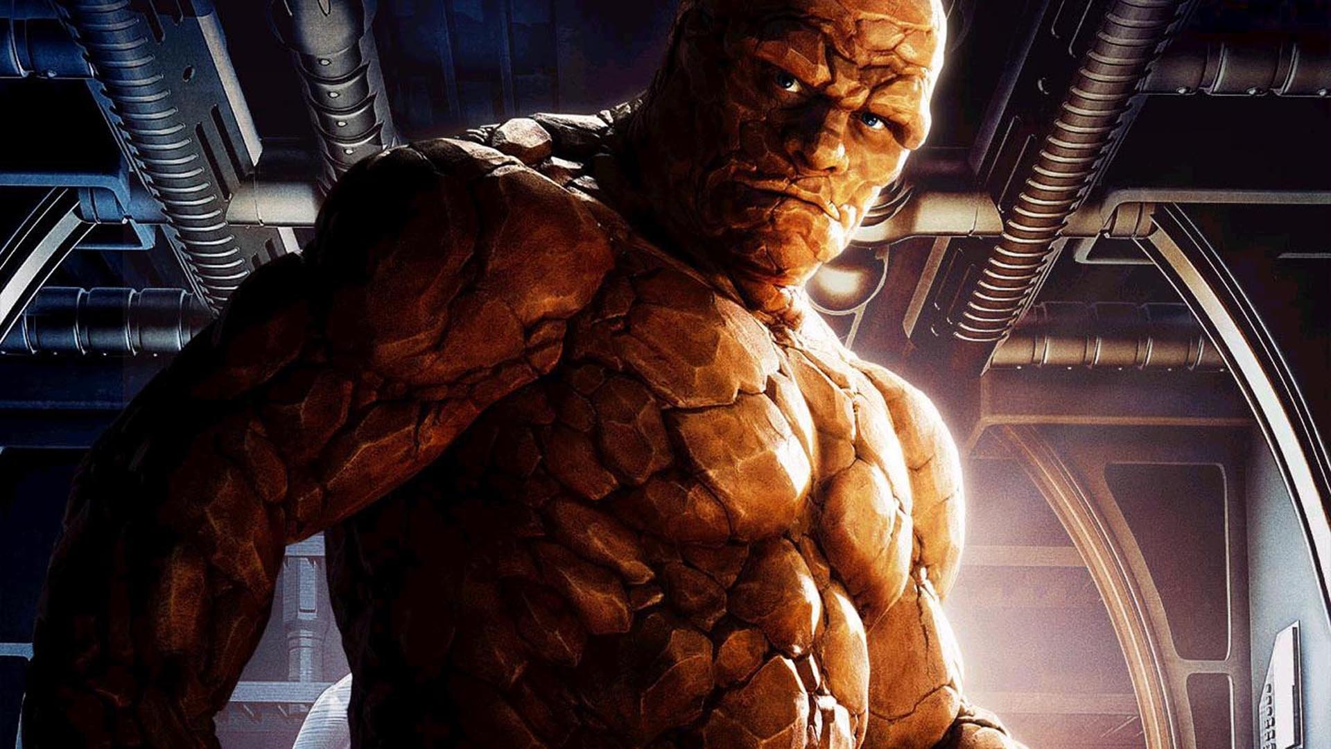 fantastic 4 the thing free wallpaper