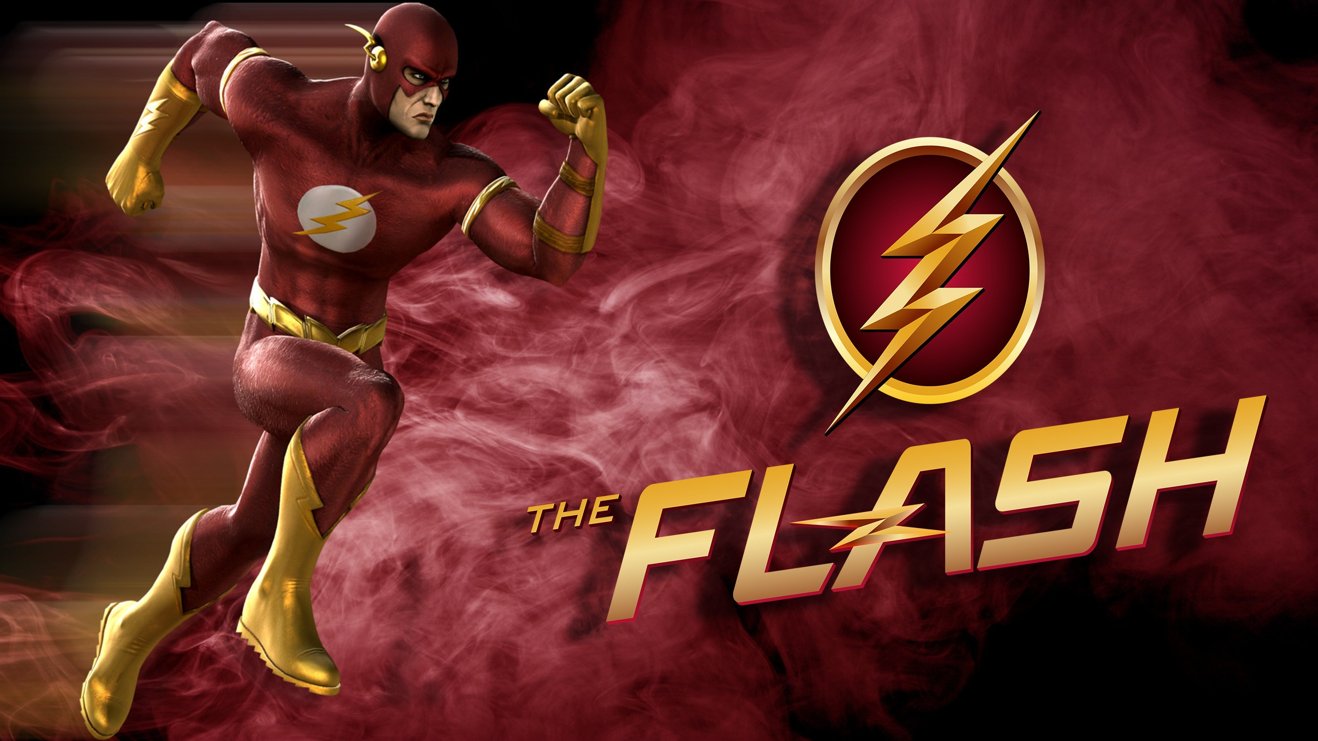 flash barry allen dc comics hd background image wallpaper