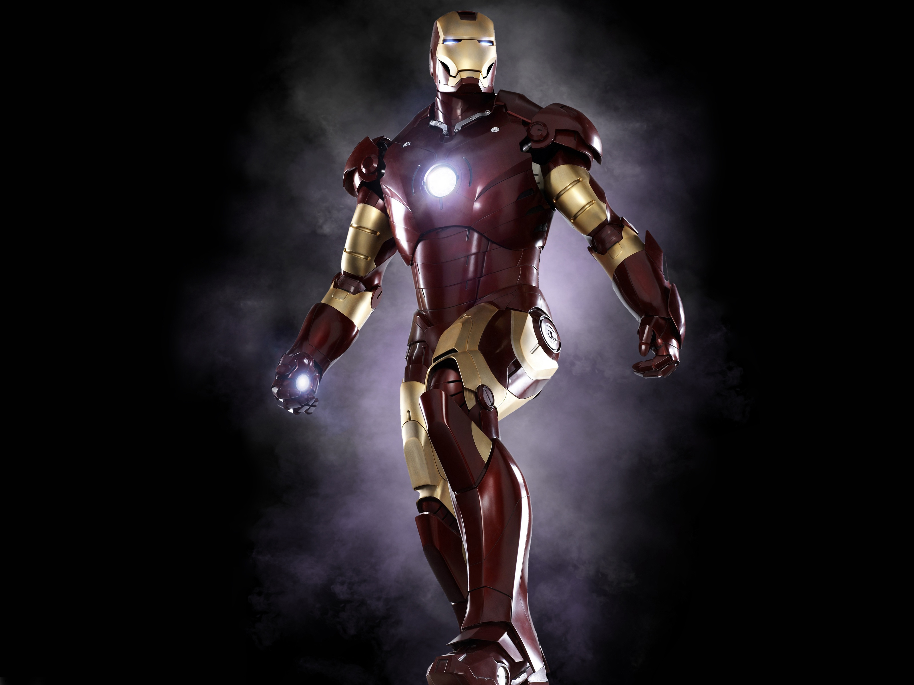 free iron man cool background