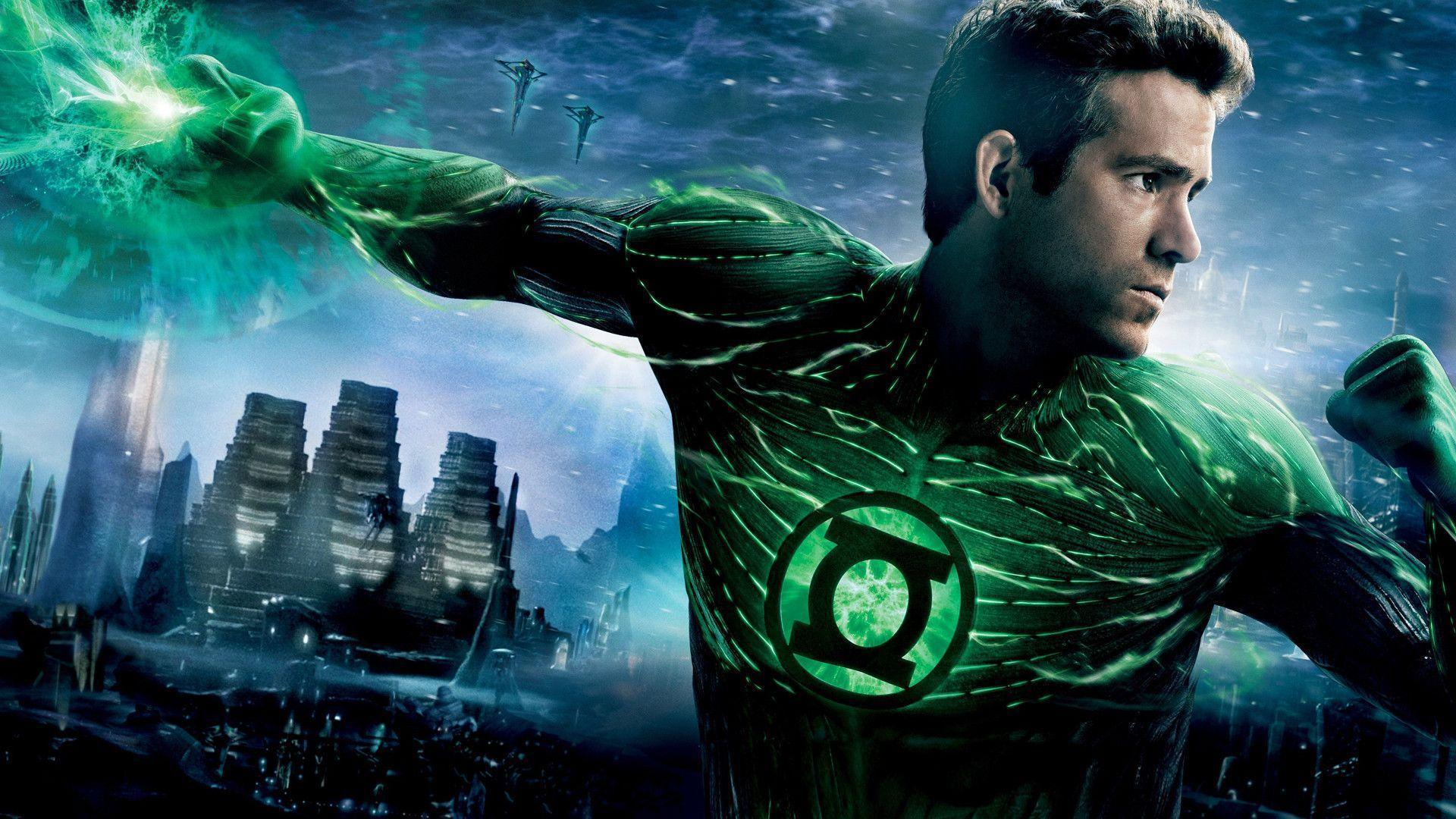 green lantern hal jordan dc comics super hero hd background wallpaper