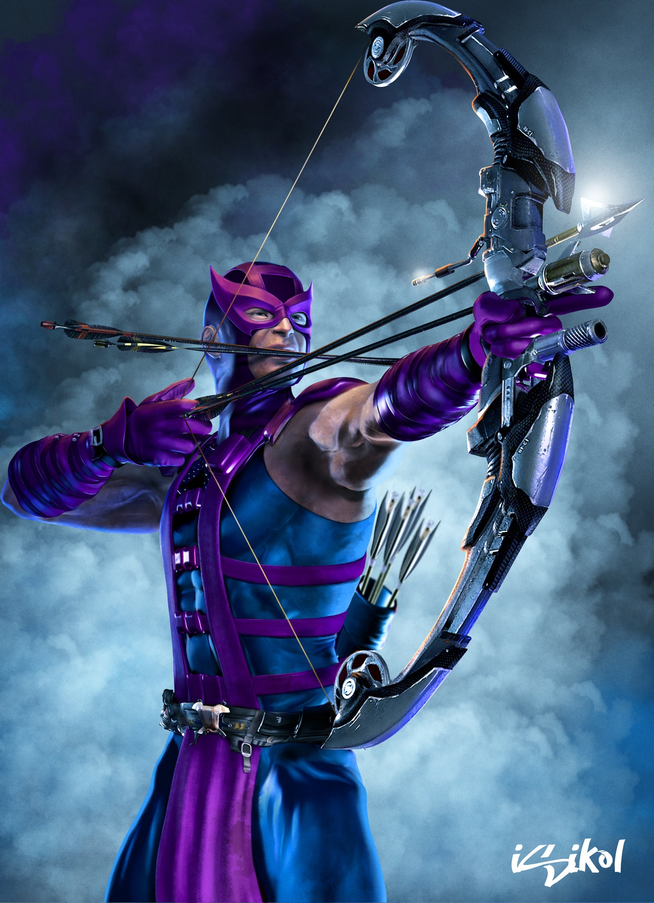 hawkeye wallpapers page - photo #12