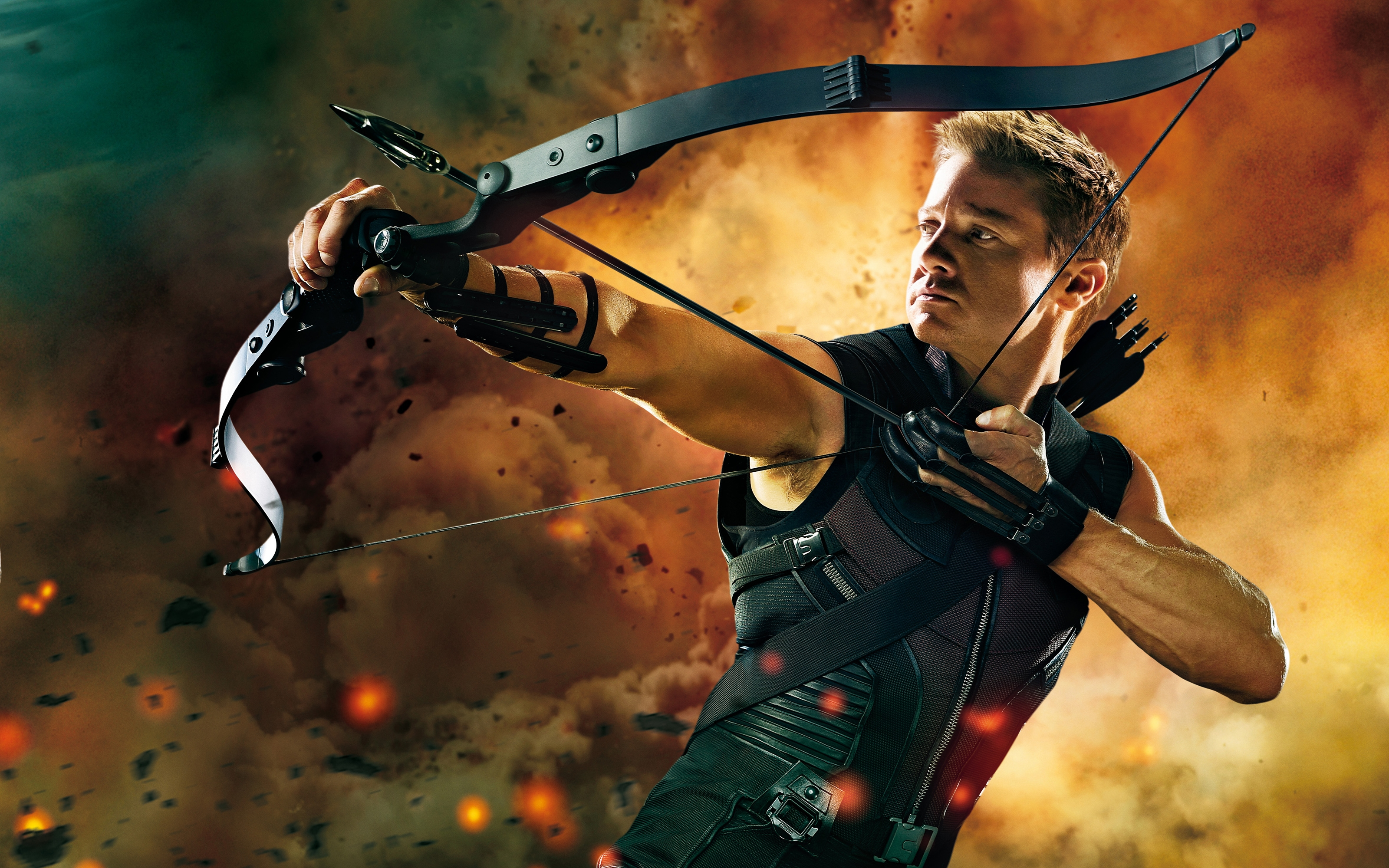 hawkeye renner marvel comic