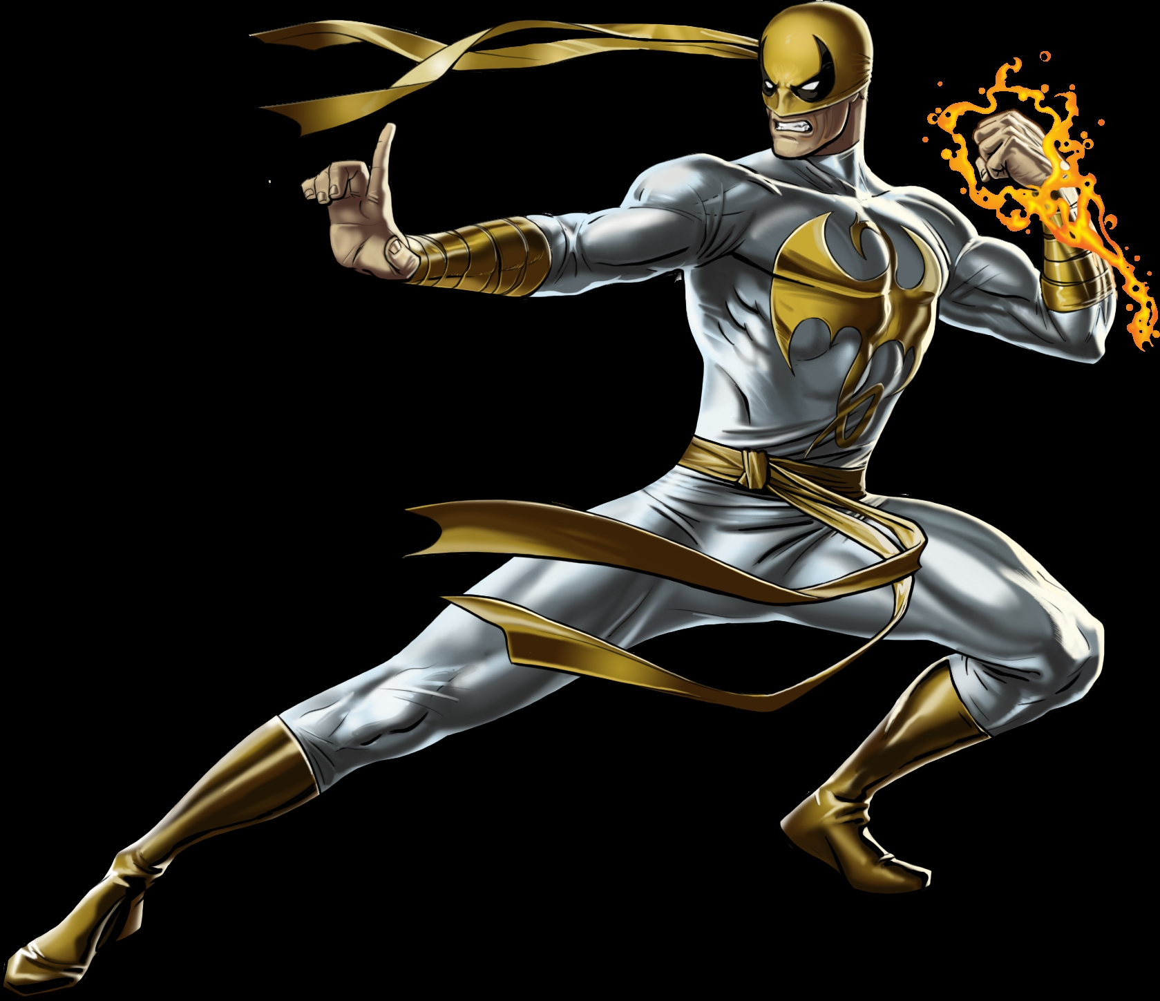 heroic age iron fist marvel hd
