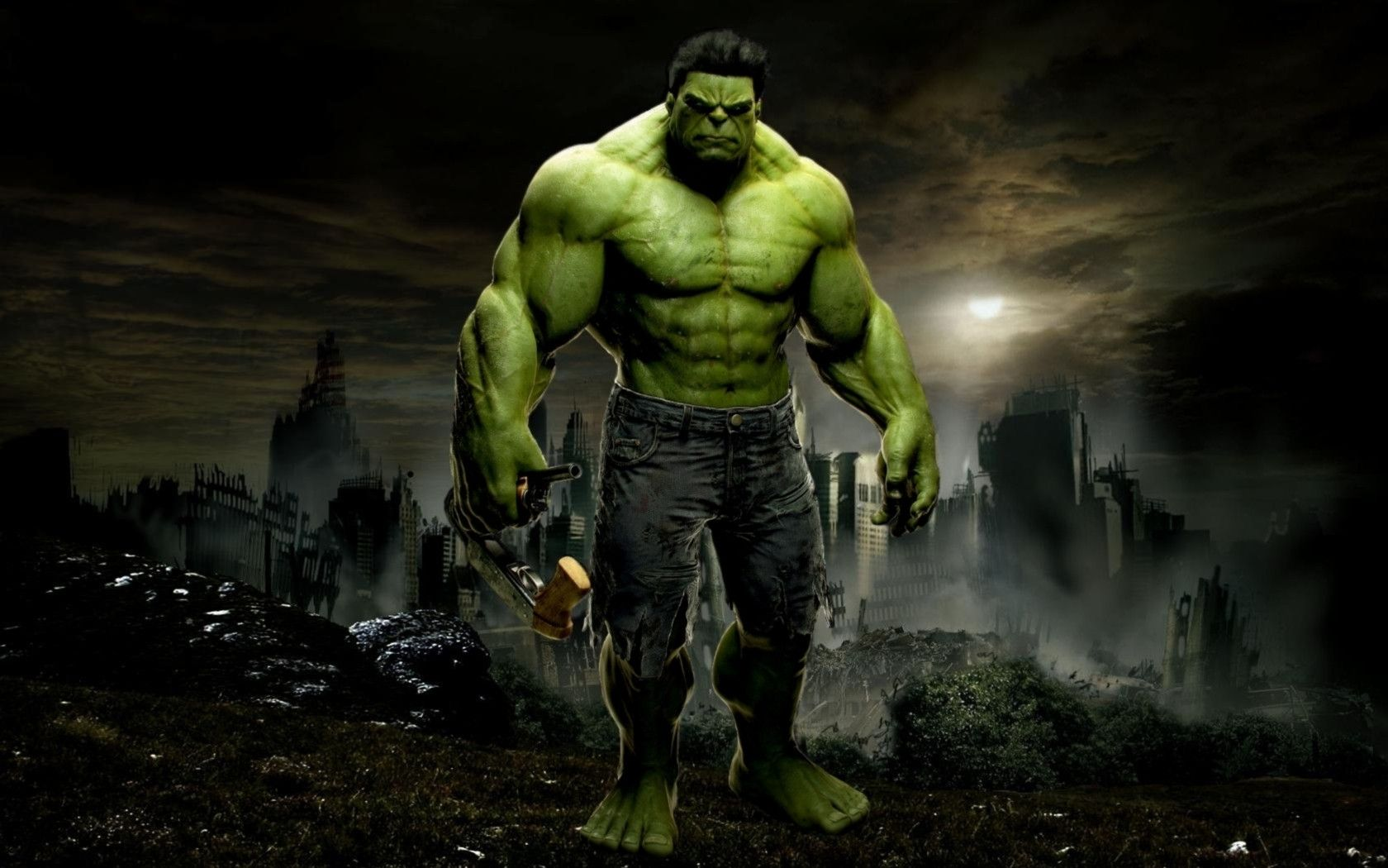 hulk marvel avenger superhero desktop background hd wallpaper