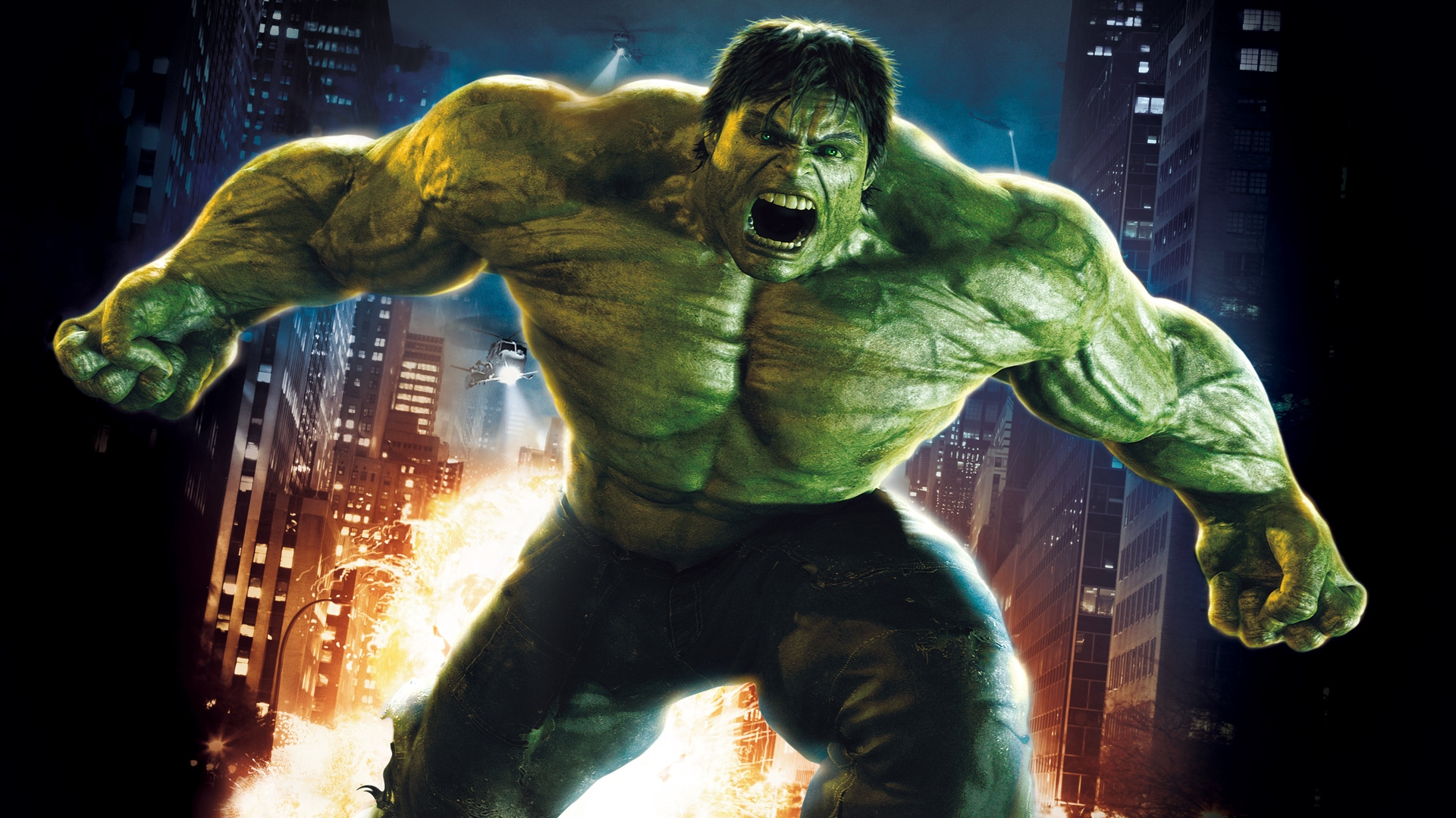 incredible hulk hd