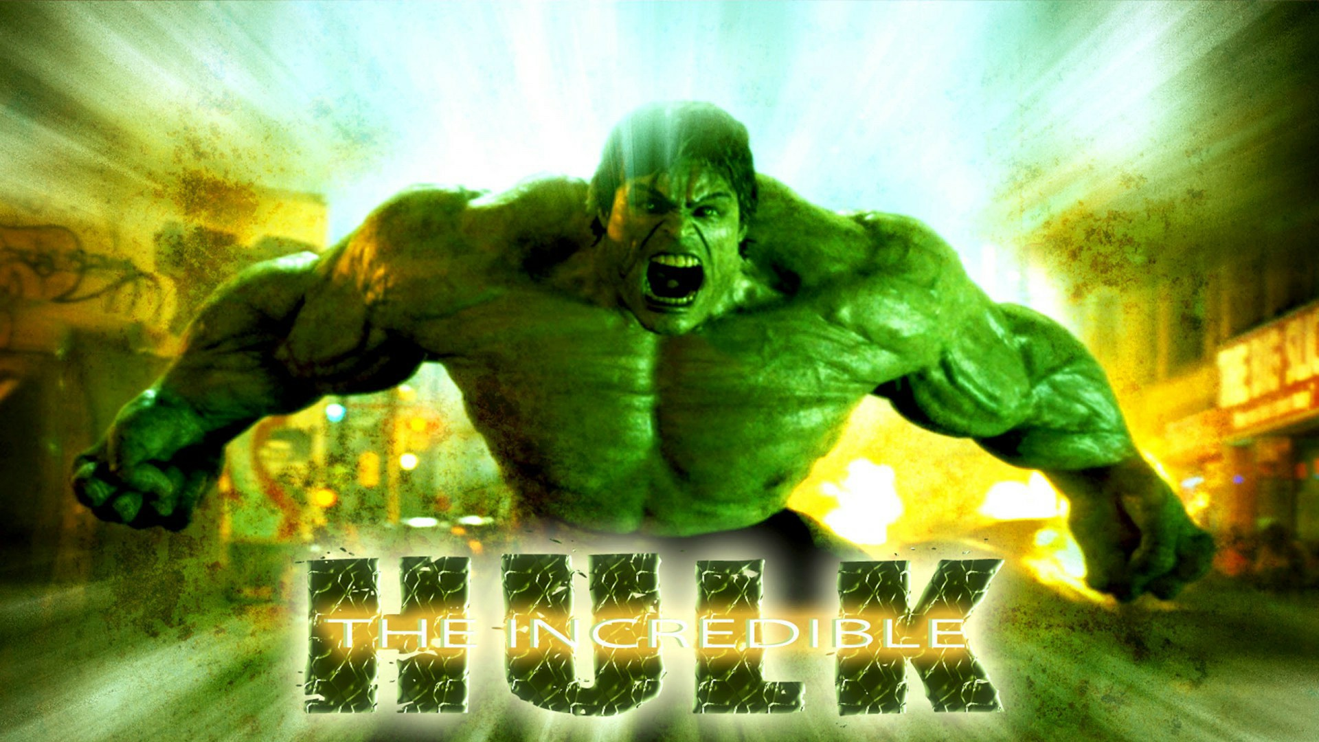 Incredible Hulk Marvel Avenger Superhero Latest Background Hd Wallpaper