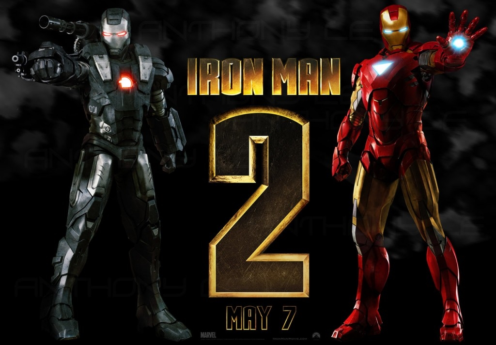 iron man 2 movie poster desktop hd wallpaper
