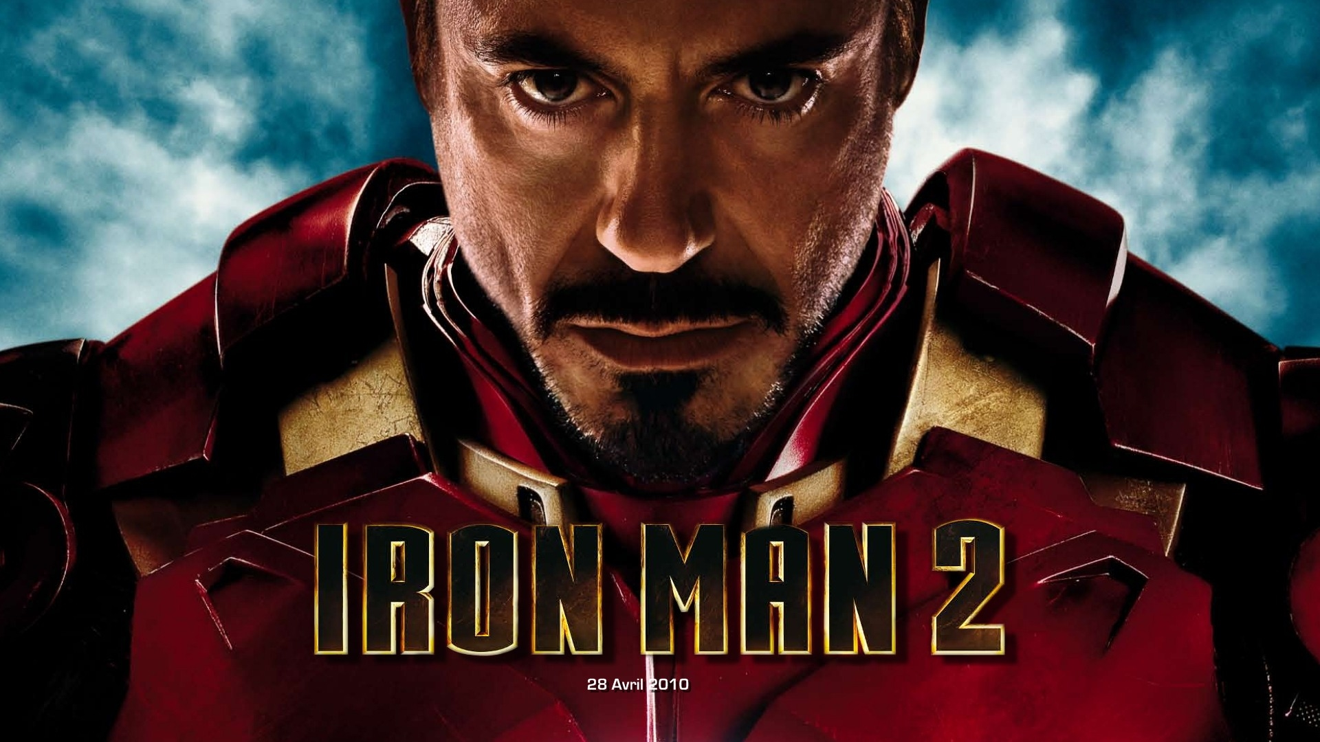 iron man 2 wallpapers