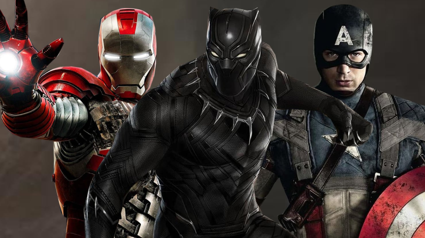 iron man black panther captain america avengers hd wallpaper