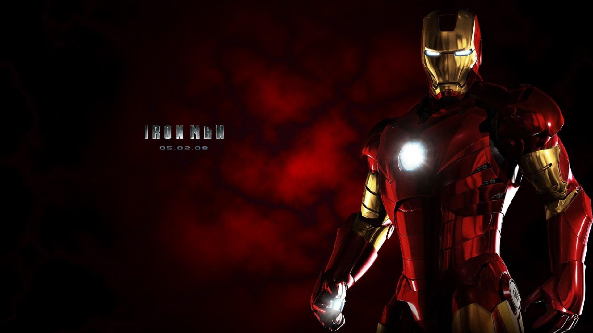 Iron Man Wallpapers Full Hd Desktop Background: Iron Man Wallpapers
