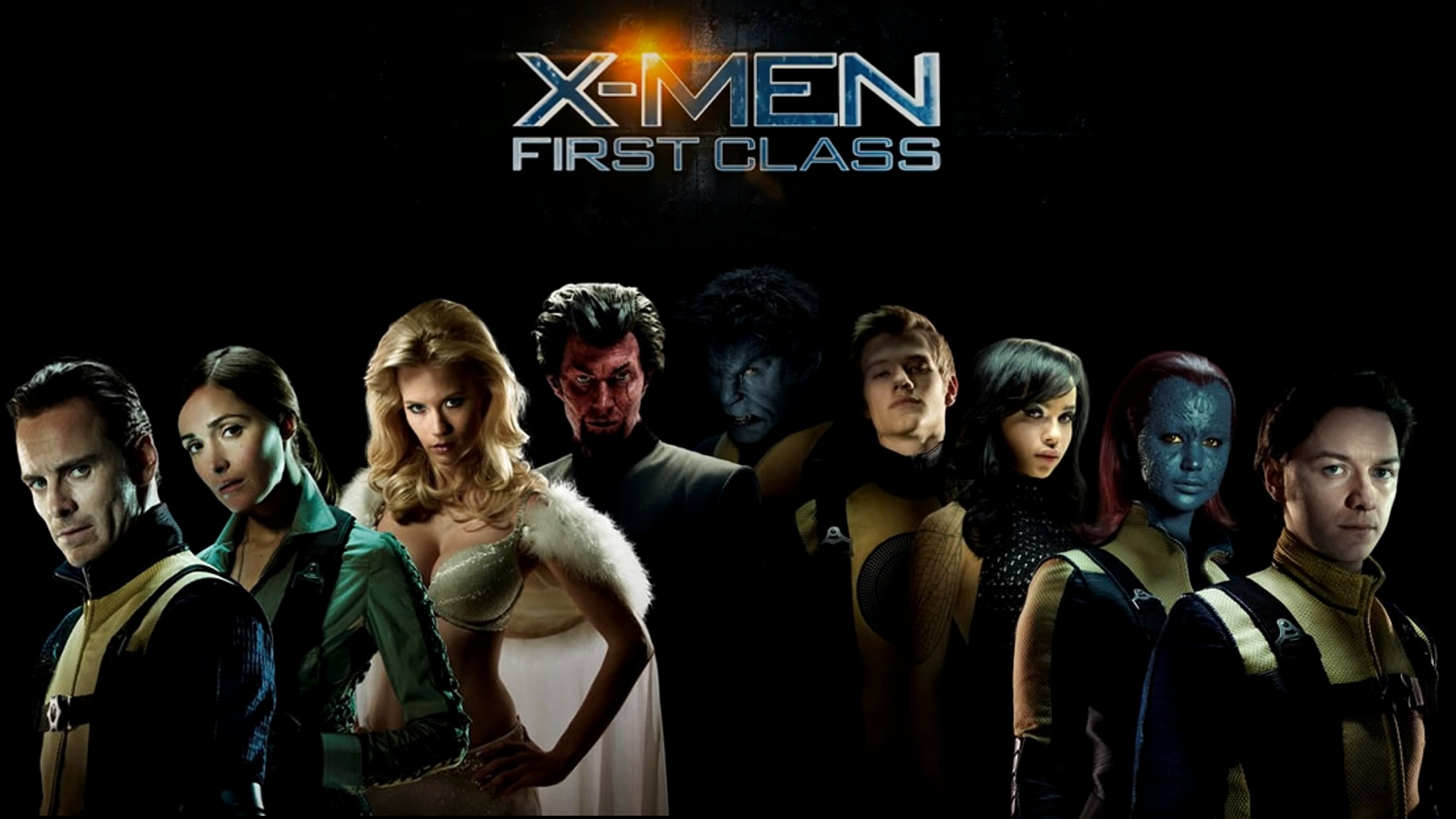 kevin bacon x men first class wallpaper