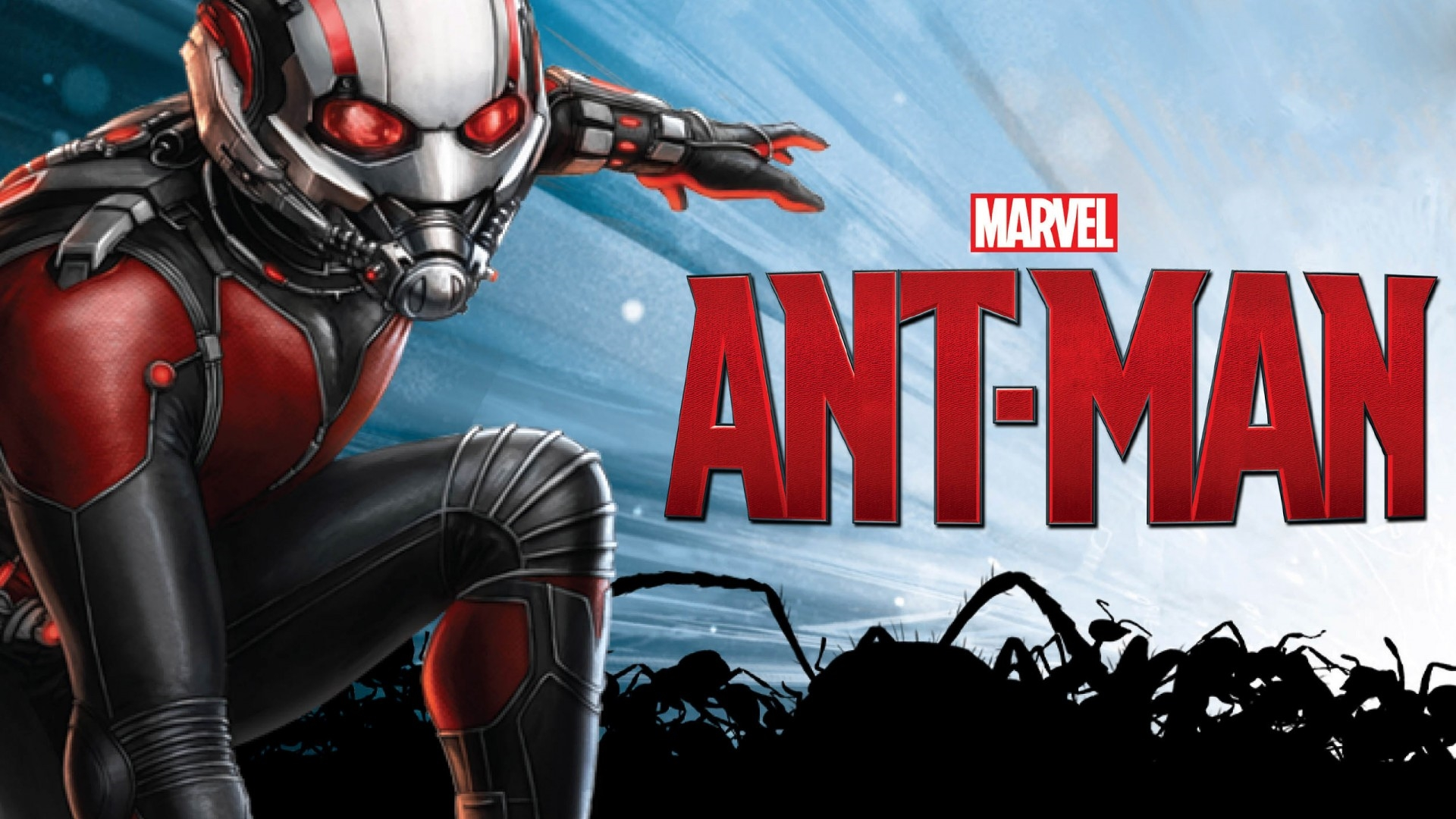 marvel ant man 2015 movie poster wallpaper