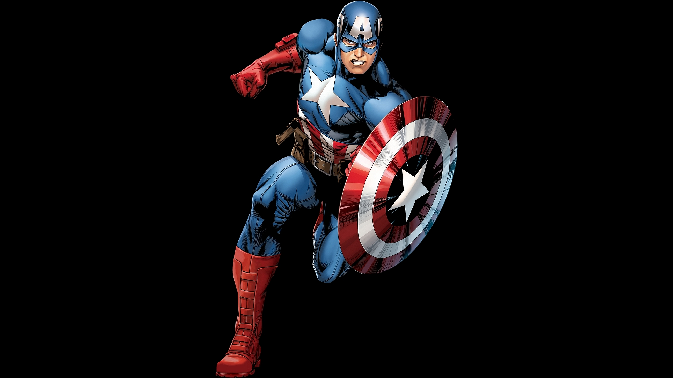 marvel super comic hero captain america first avenger hd wallpaper