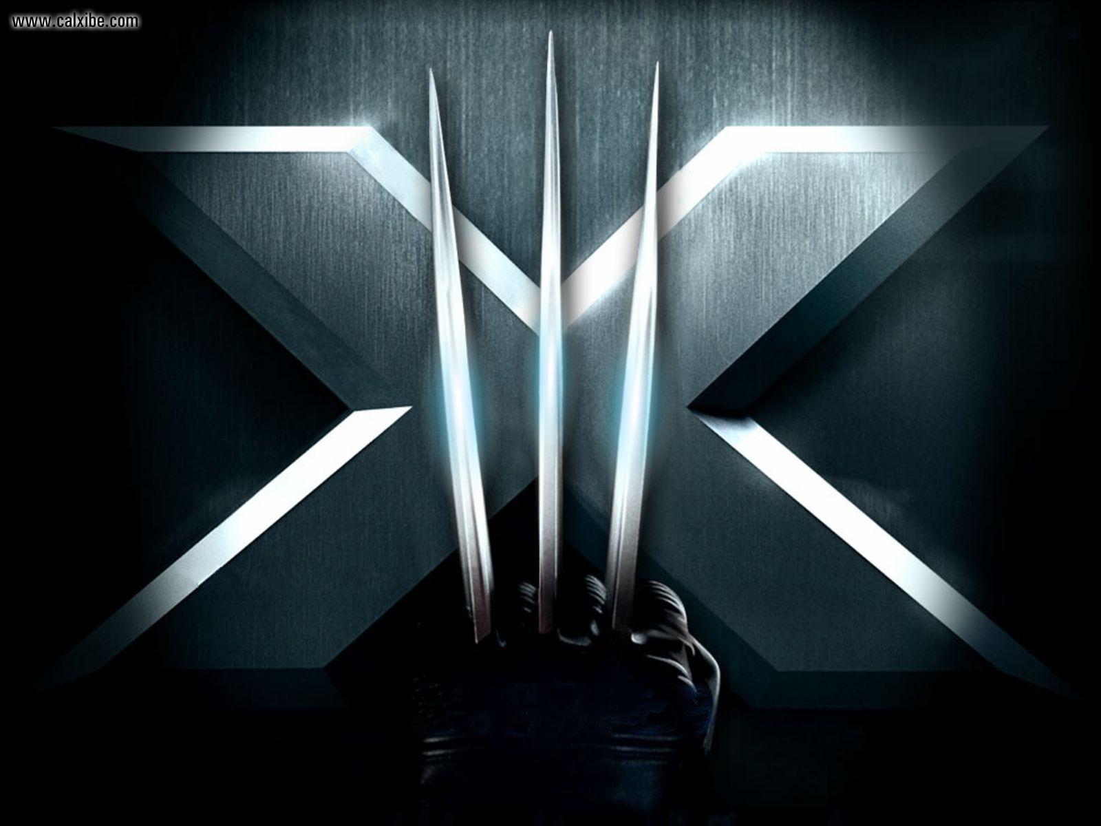 Marvel Wolverine Logo X Men