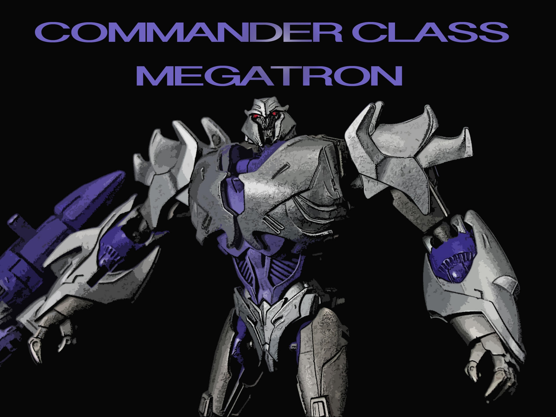 megatron art wallpaper