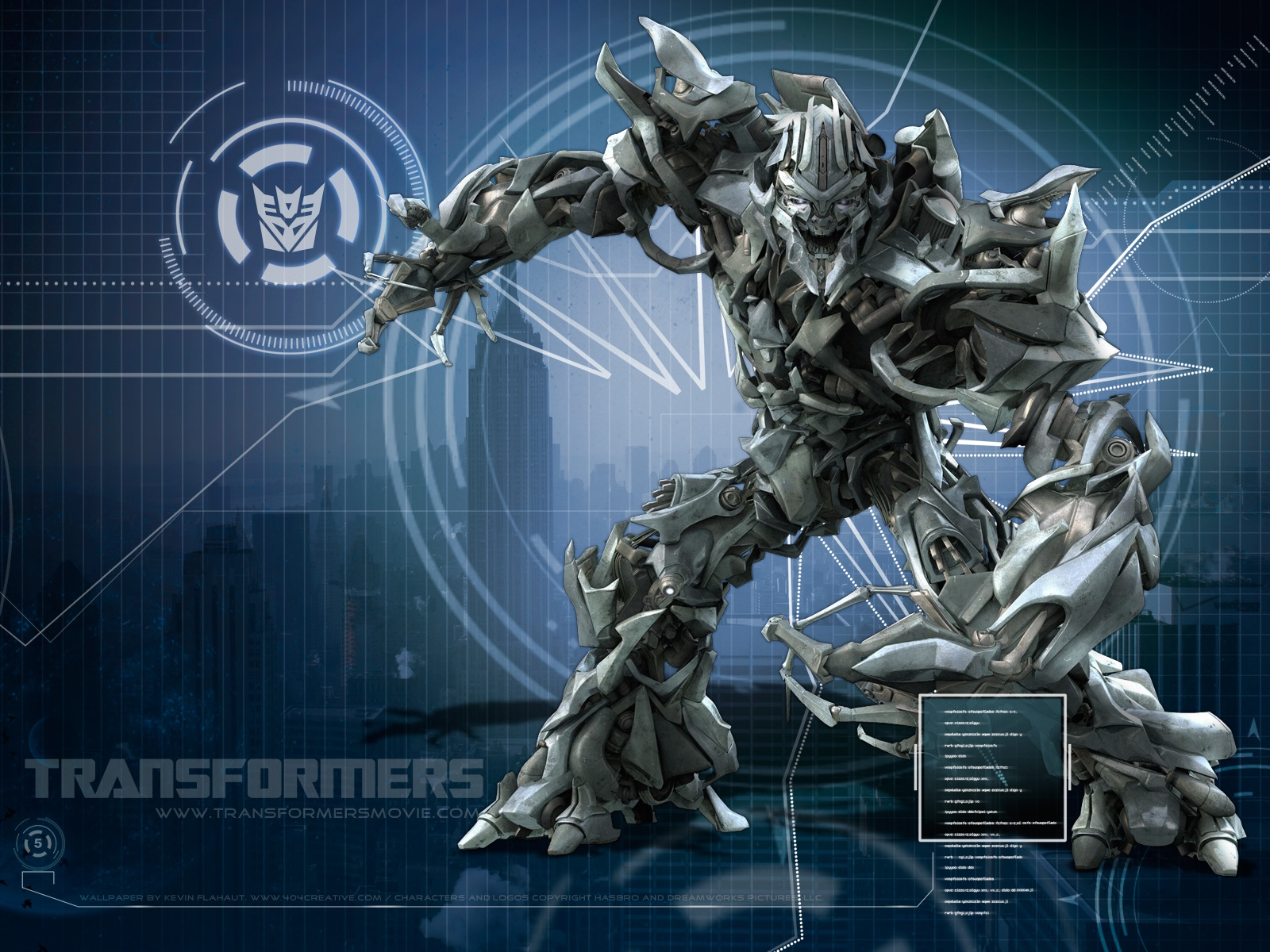 megatron vs ten terminators transformers decepticons