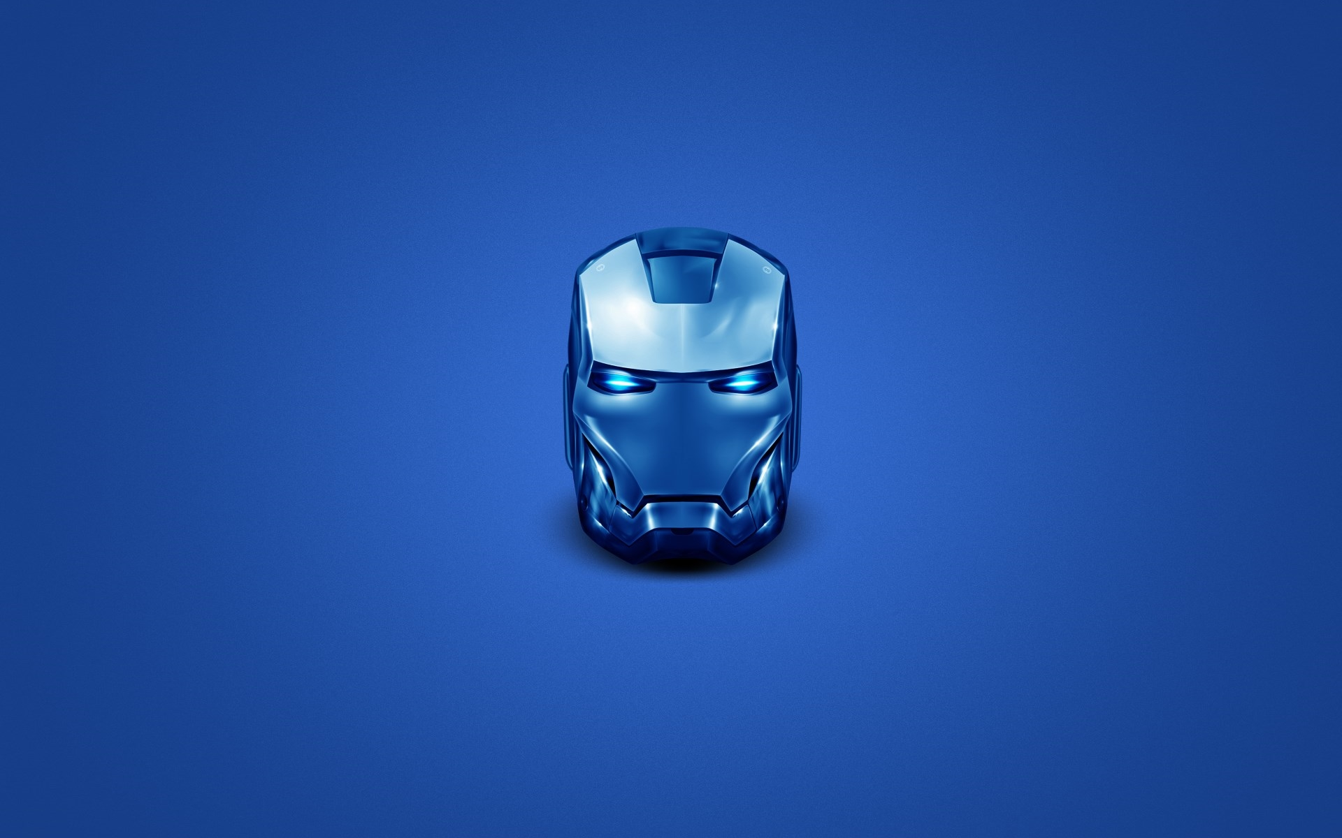 minimalism iron man mask hd wallpaper