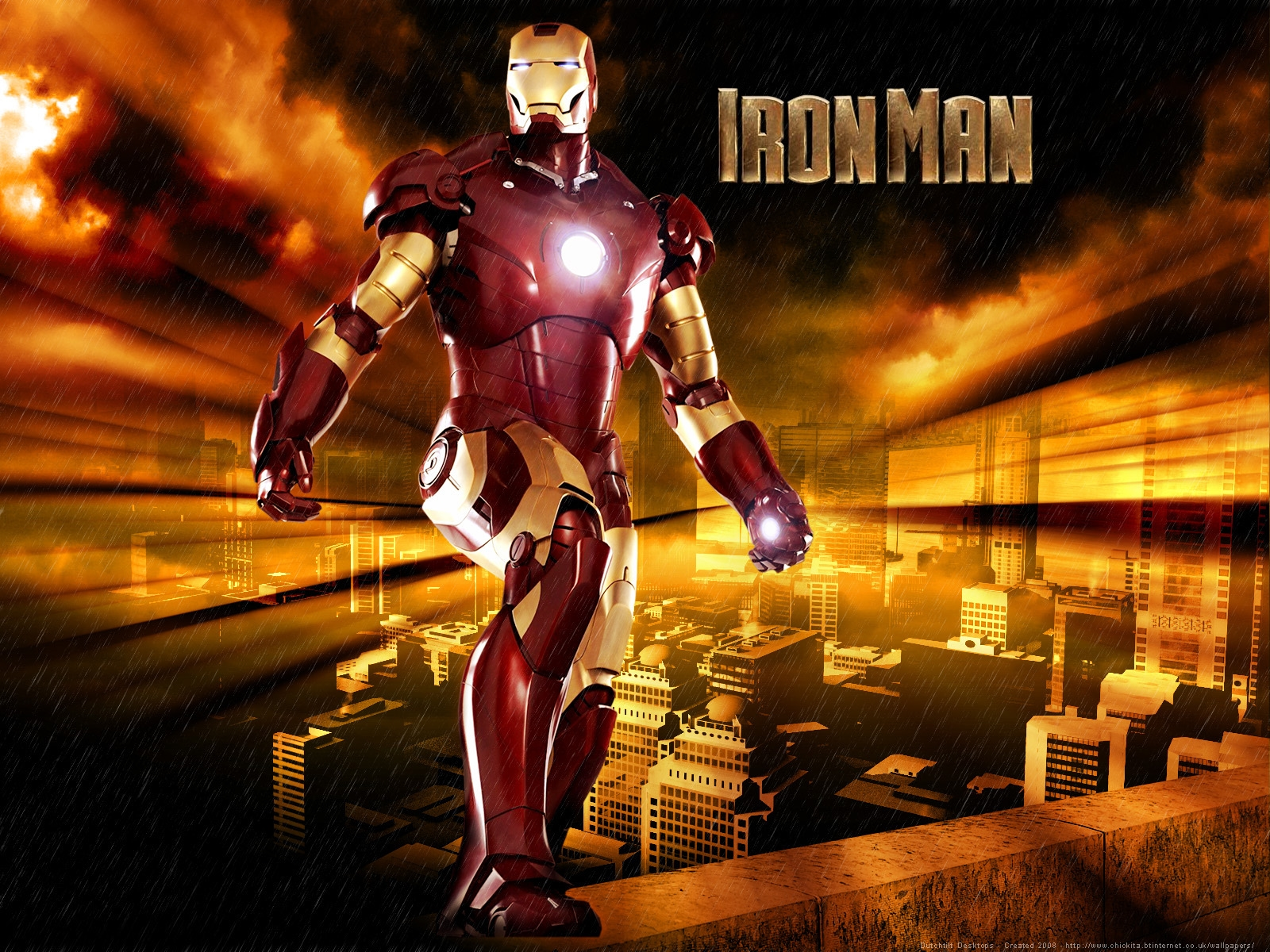 movie wallpapers iron man
