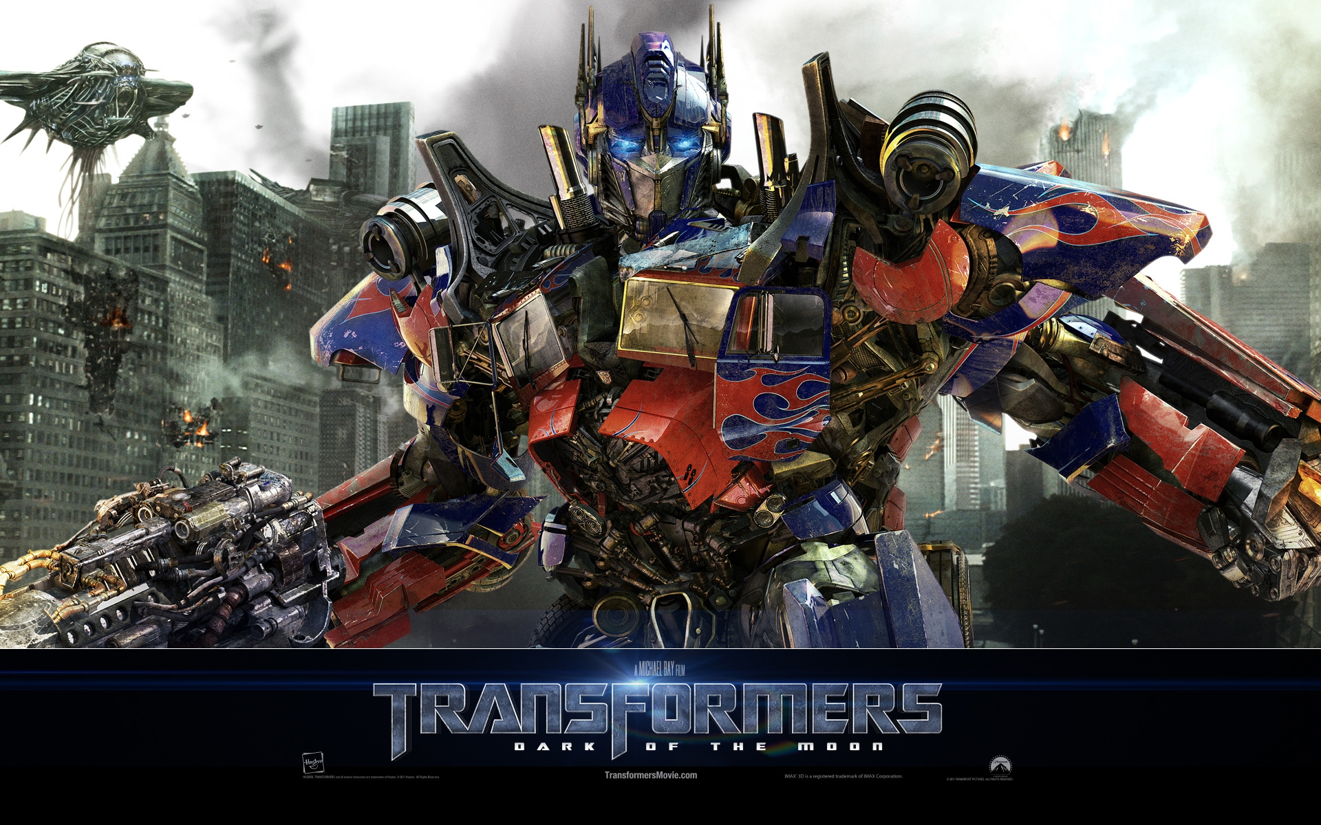 optimus prime dark of the moon wallpaper free hd