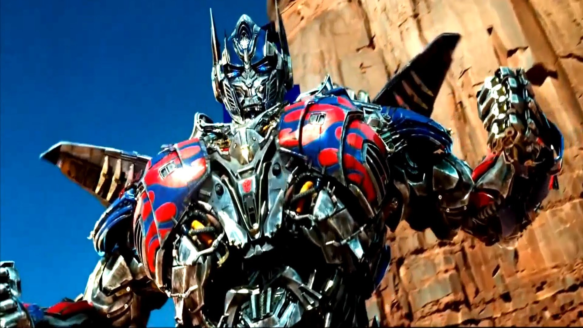 optimus prime revenge of the fallen wallpaper