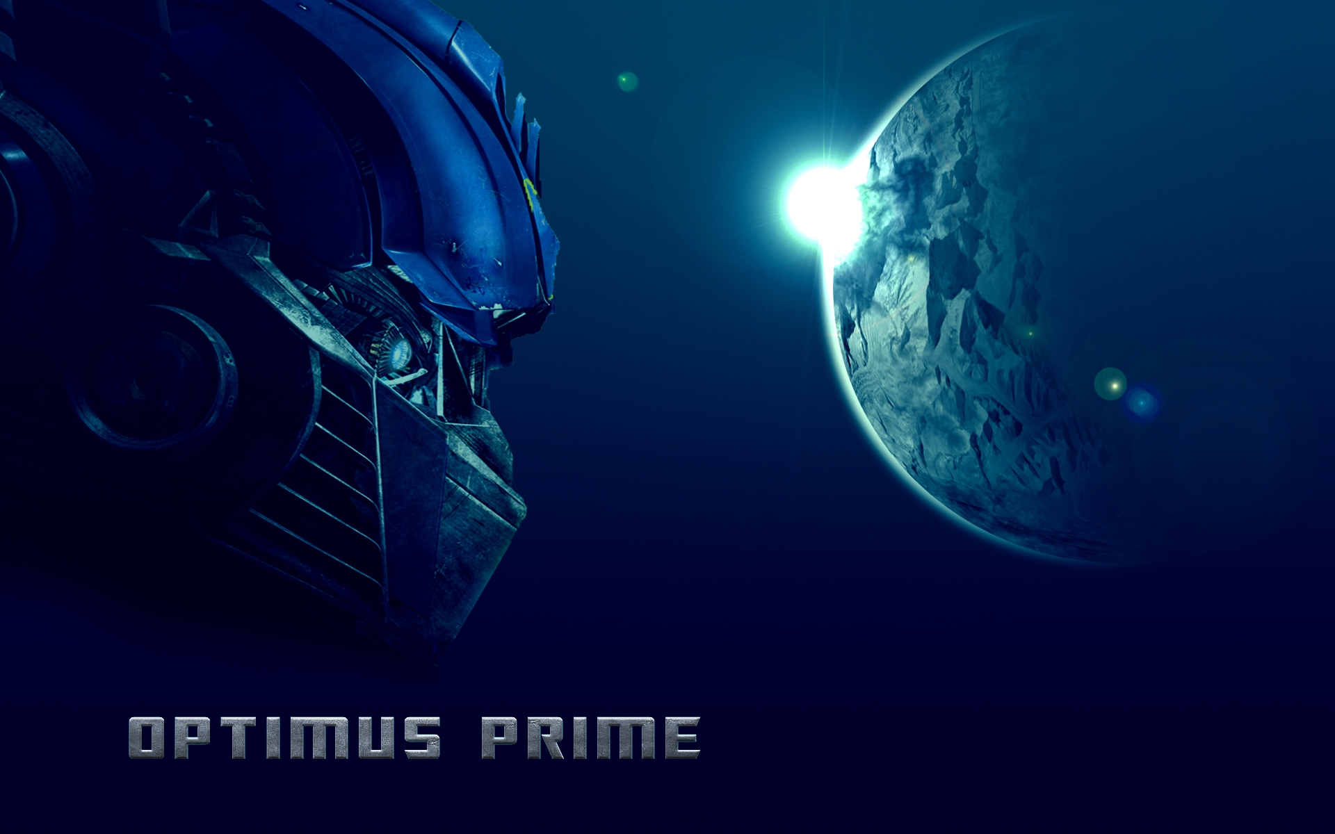 optimus prime seibertron galaxy art