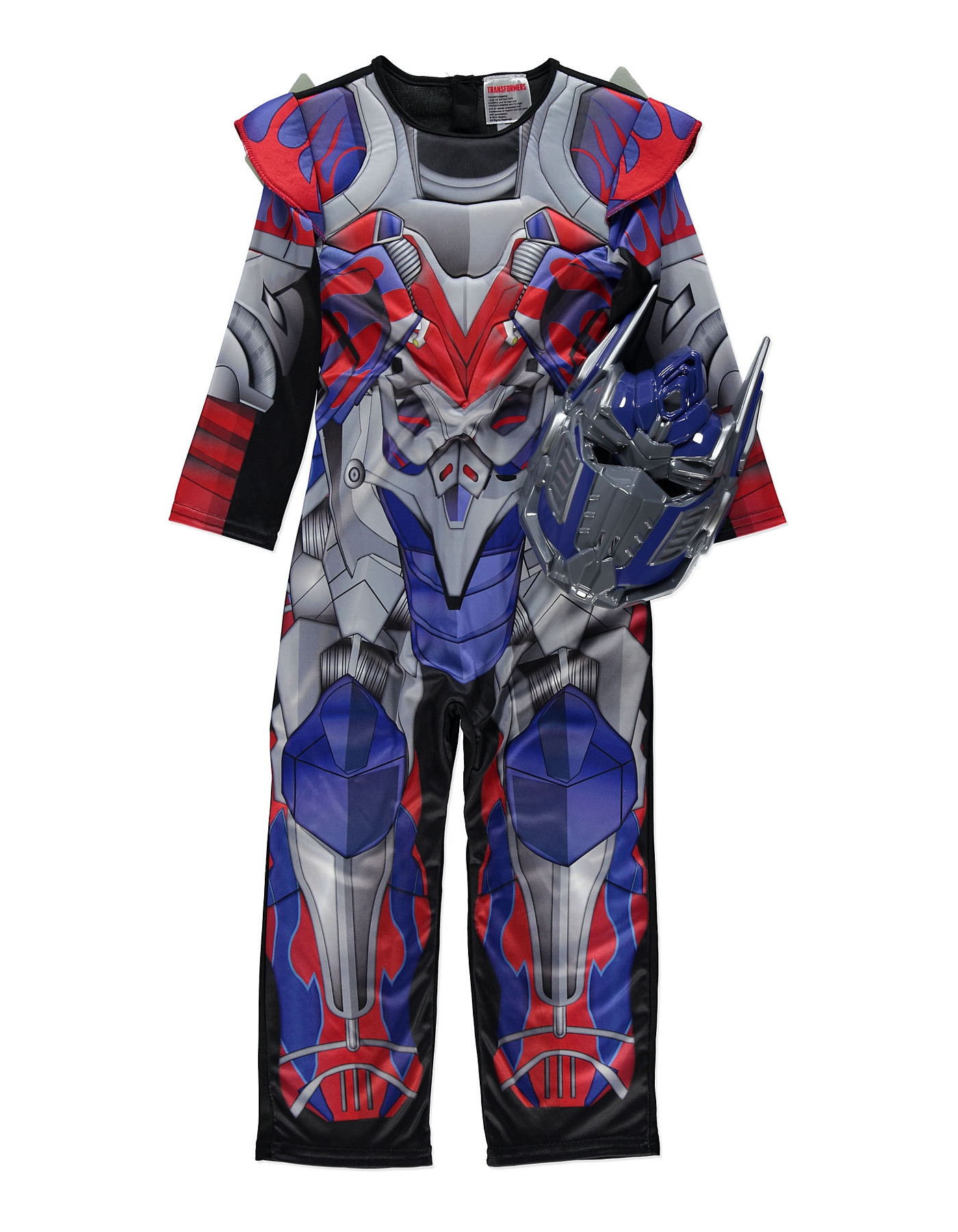optimus prime transformer costume dress
