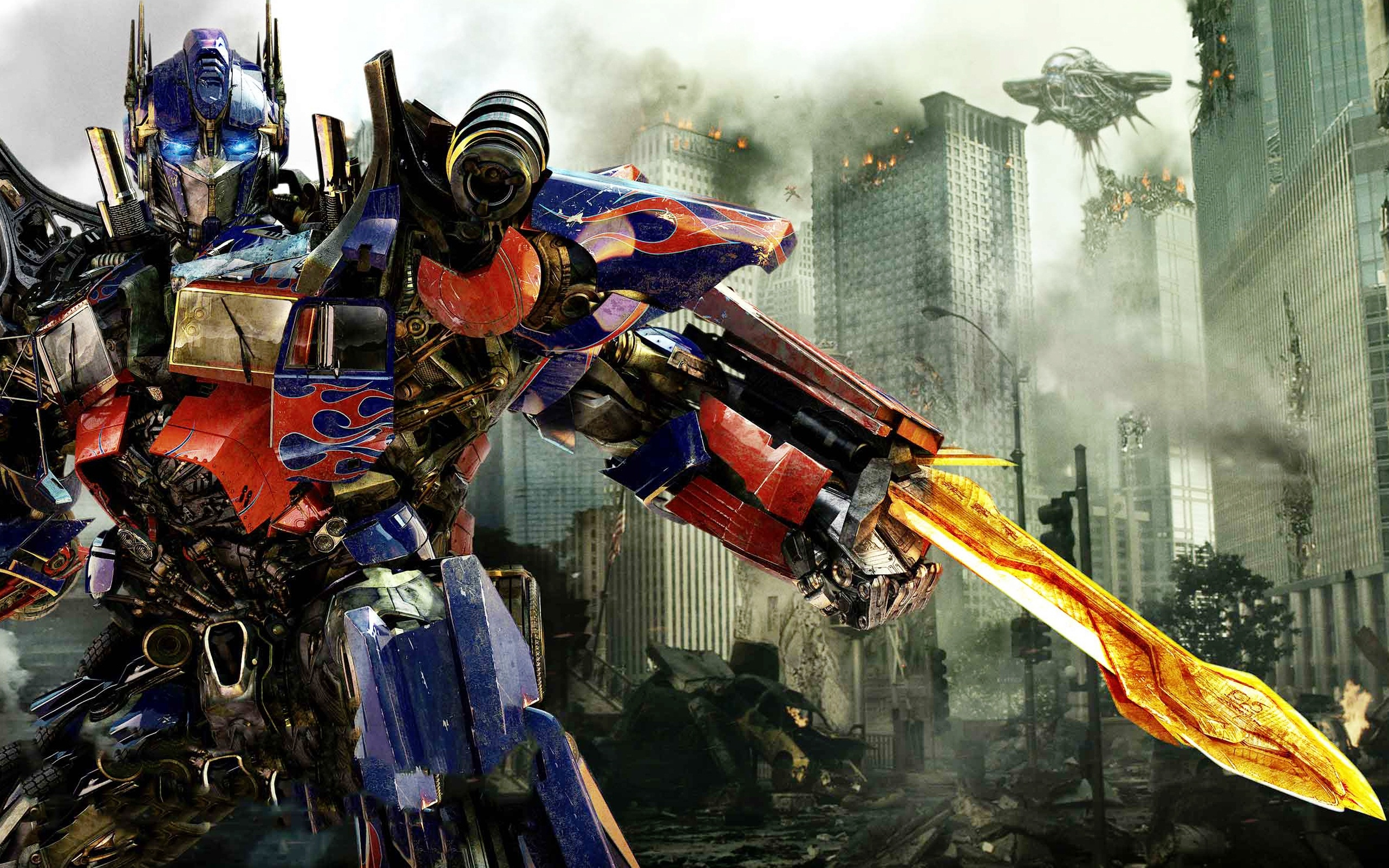 Transformers Wallpapers - Page 3
