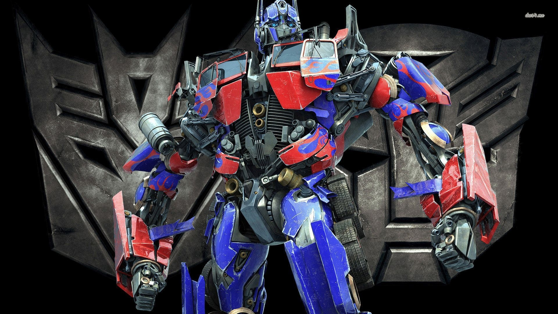 Optimus Prime Transformer Truck Hd