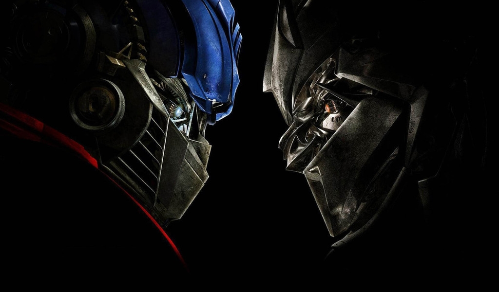 optimus prime vs megatron transformers