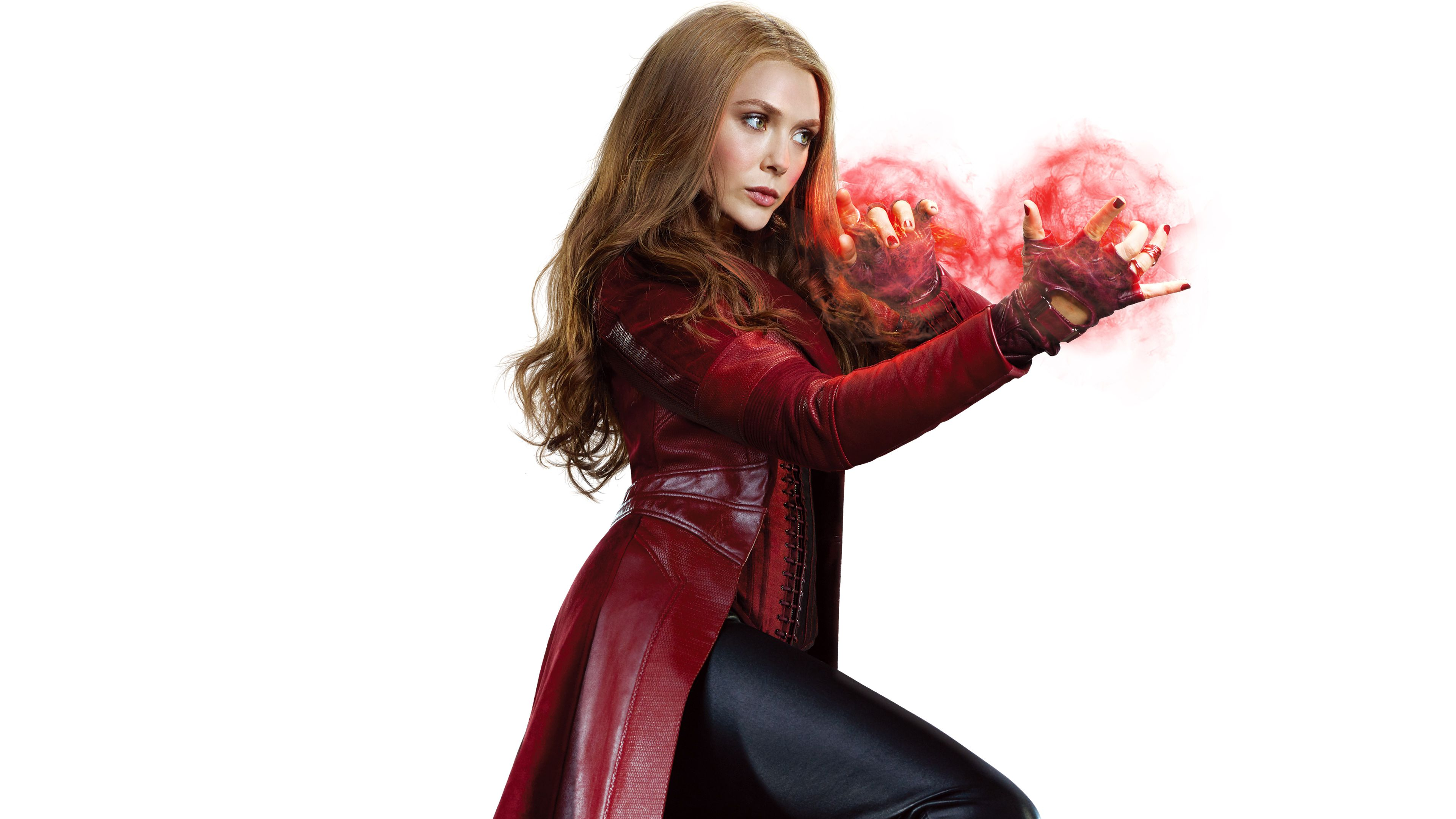scarlet witch marvel avengers super hero hd 4k wallpaper
