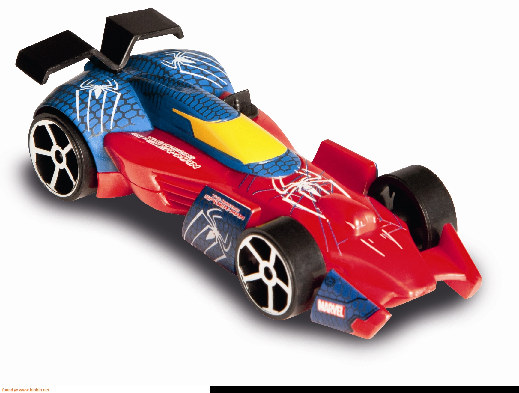 spiderman car toy