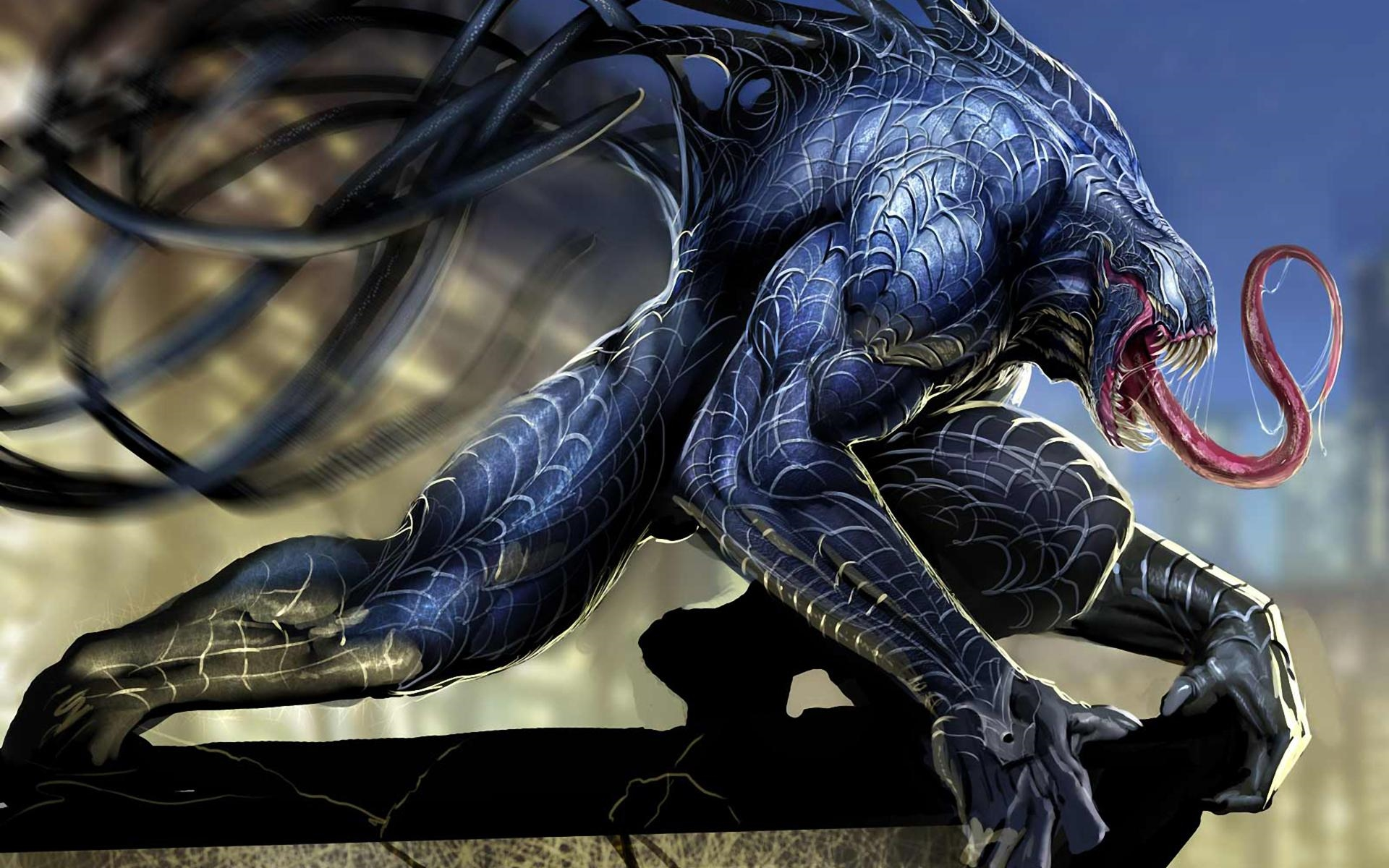 spiderman comics venom superhero