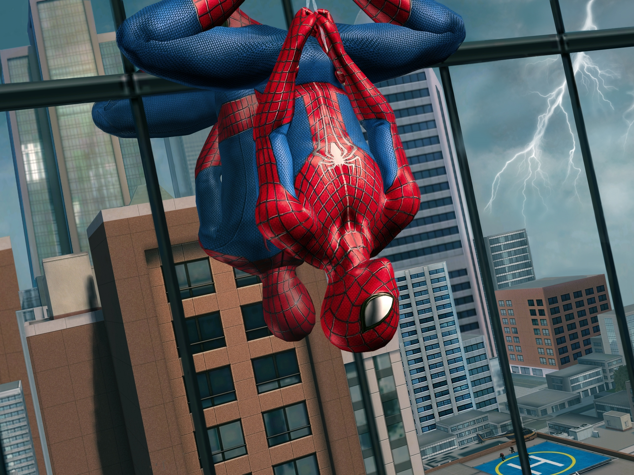 spiderman games hd wallpaper free download