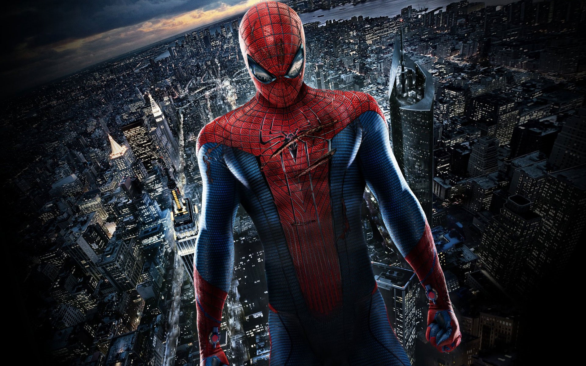 spiderman the first marvel movie spider man