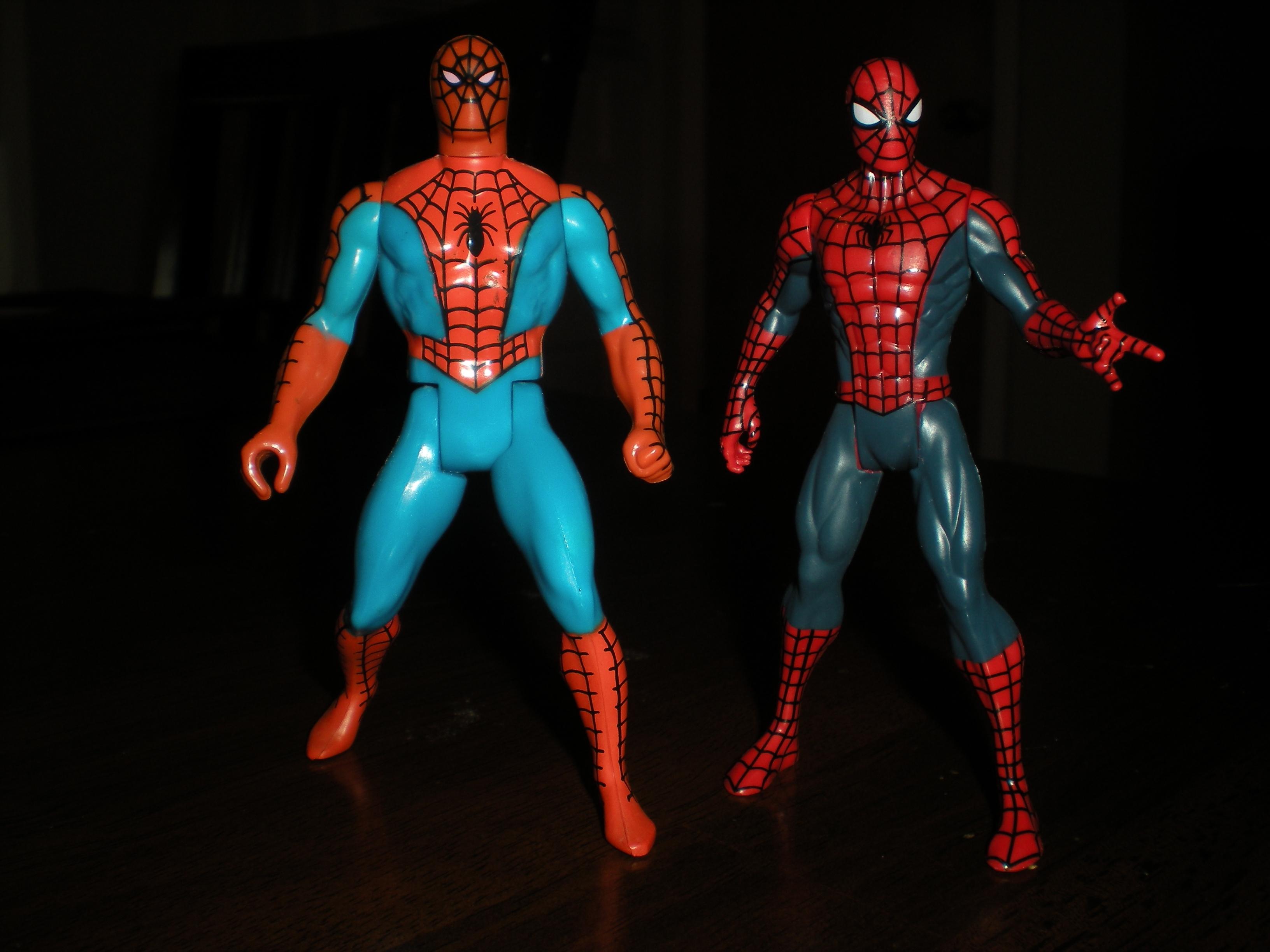 spiderman toys image marvel