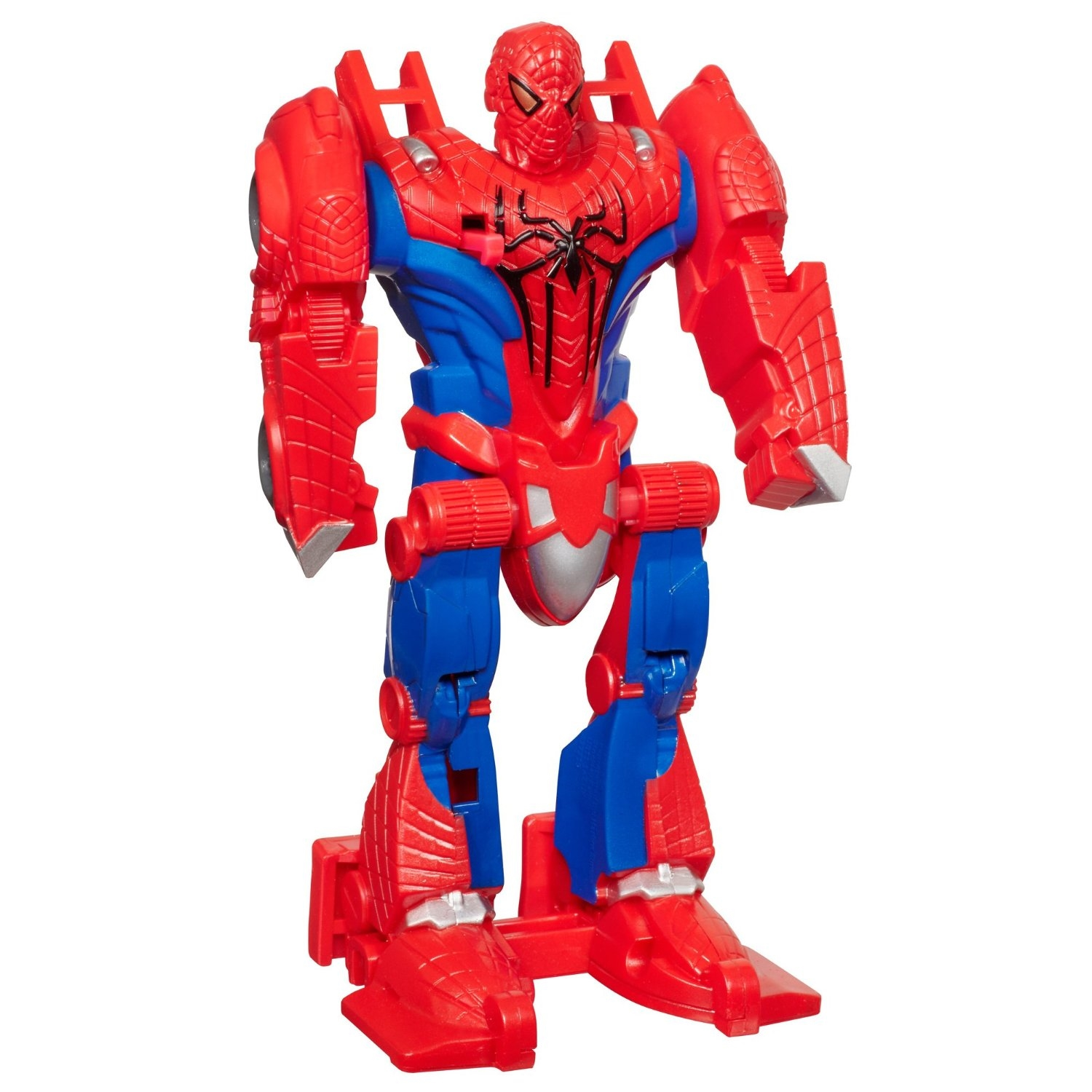 spiderman transformer toys