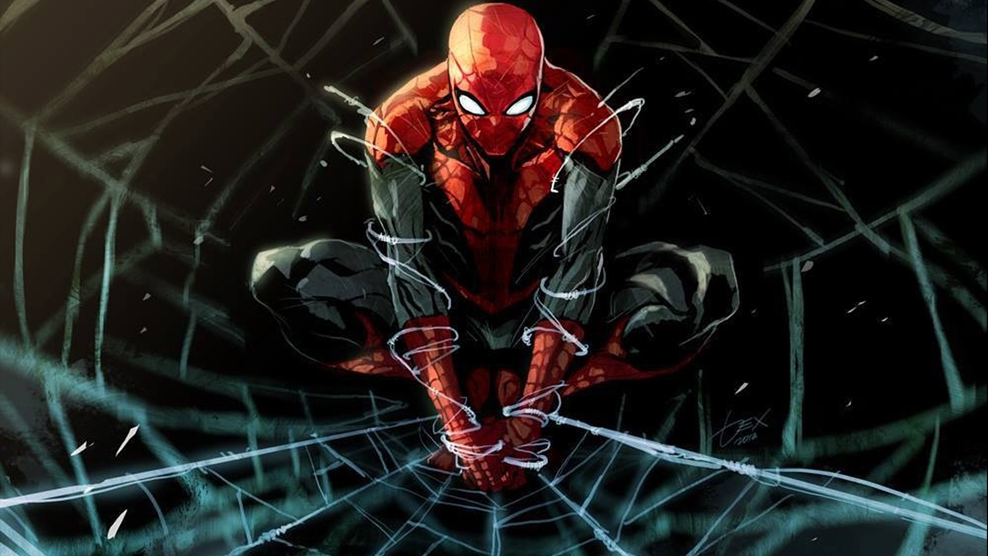 spidermanart