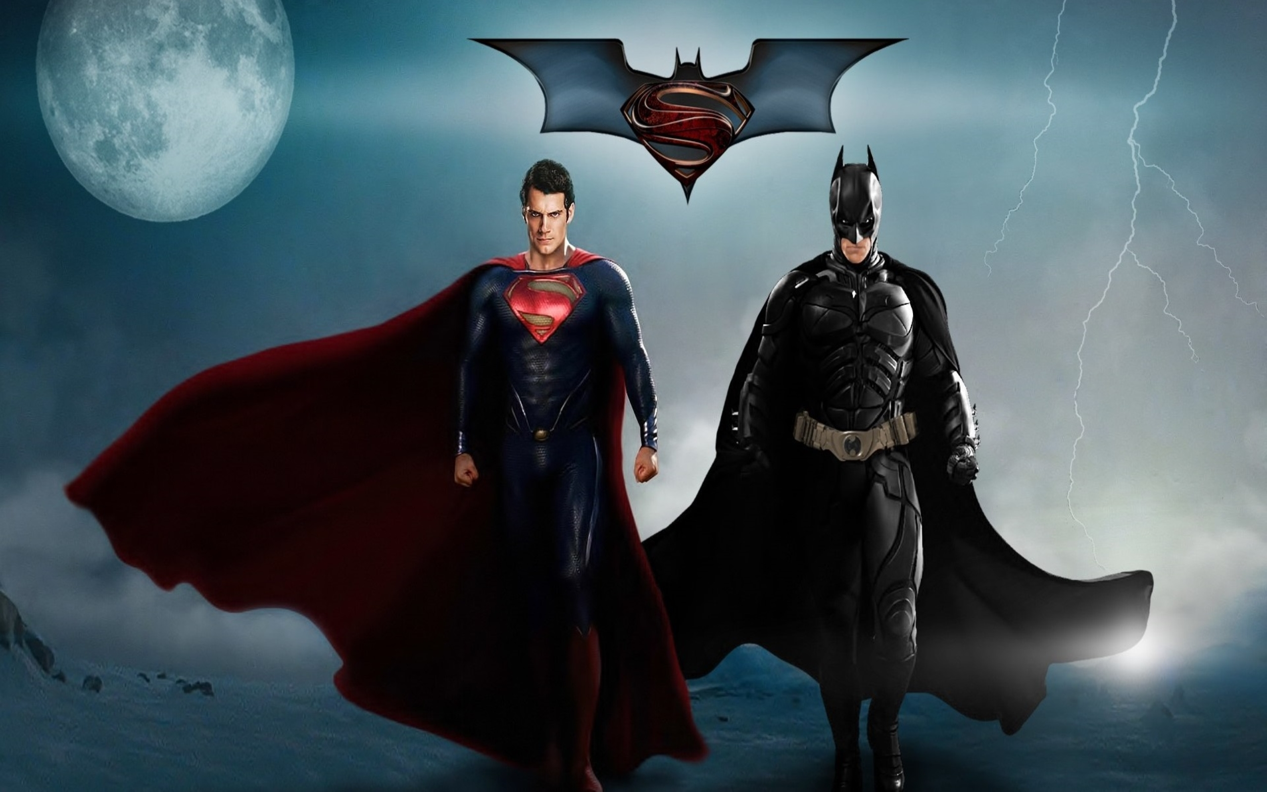 superman batman hd wallpaper free download
