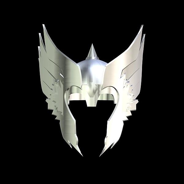 thor helmet steel