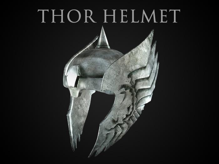 thor helmet