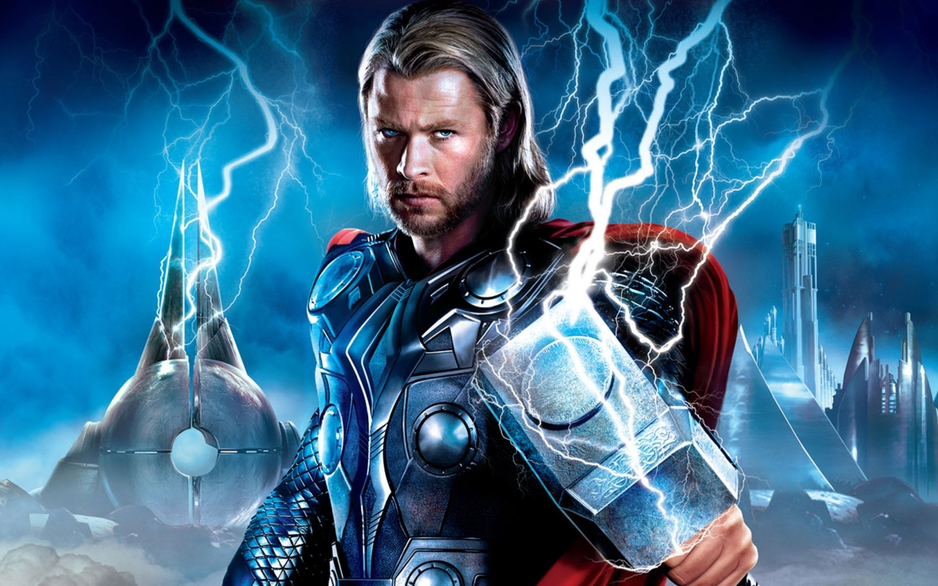 thor movie wallpaper