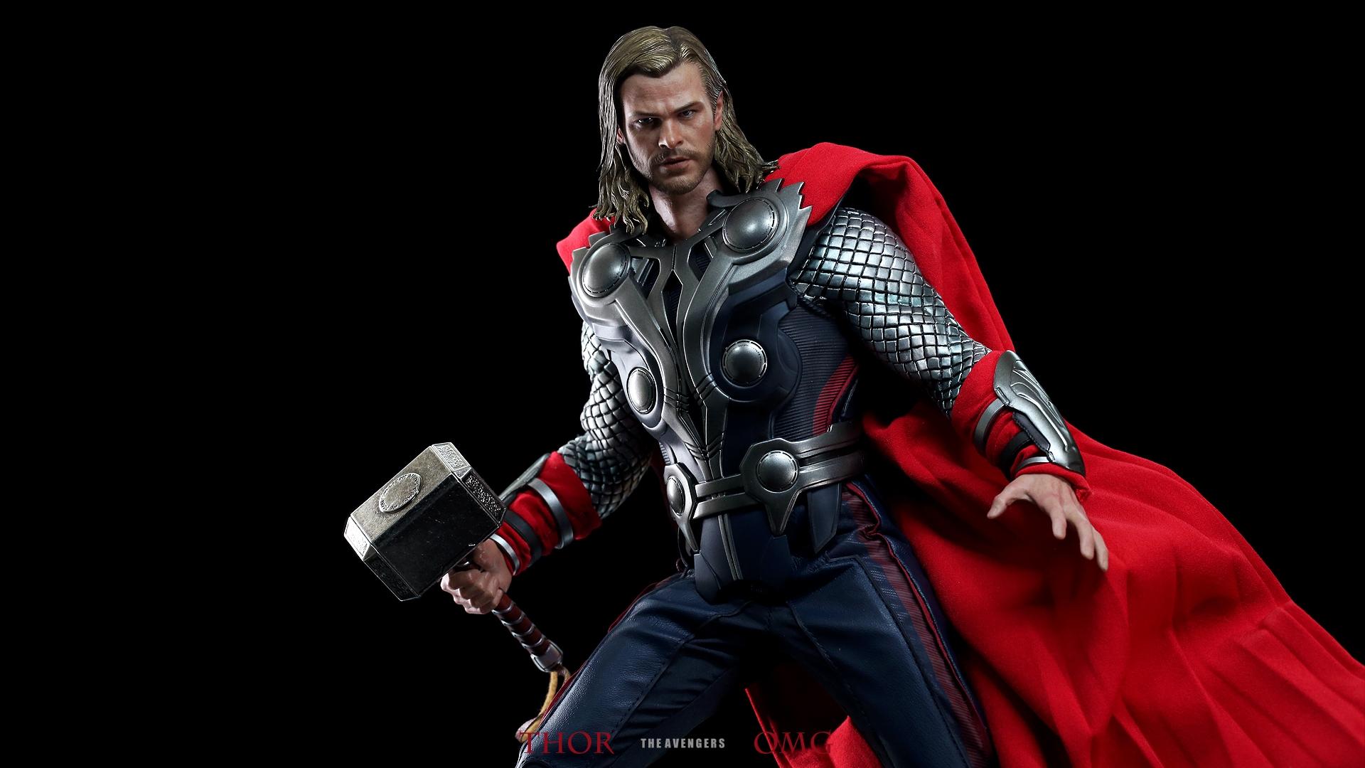 Thor The God Of Thunder Hd