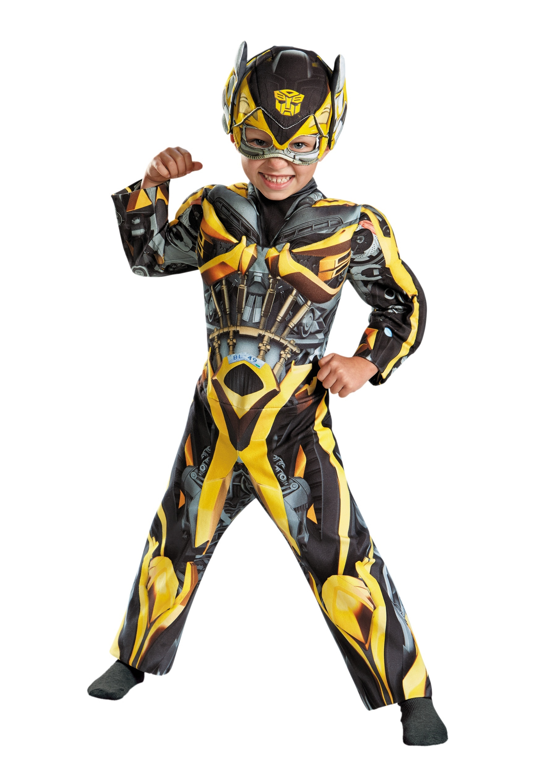 toddler transformers 4 bumble bee costume