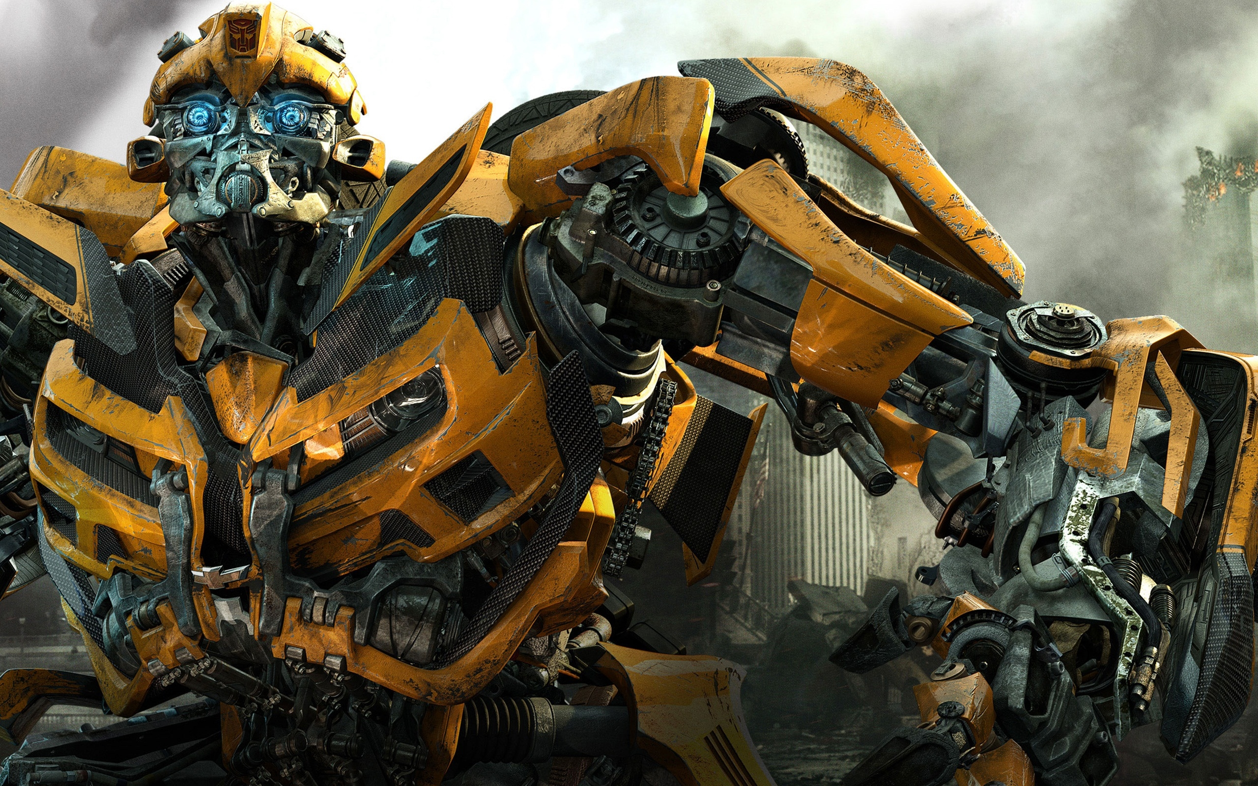 transformers 3 bumblebee dark of the moon