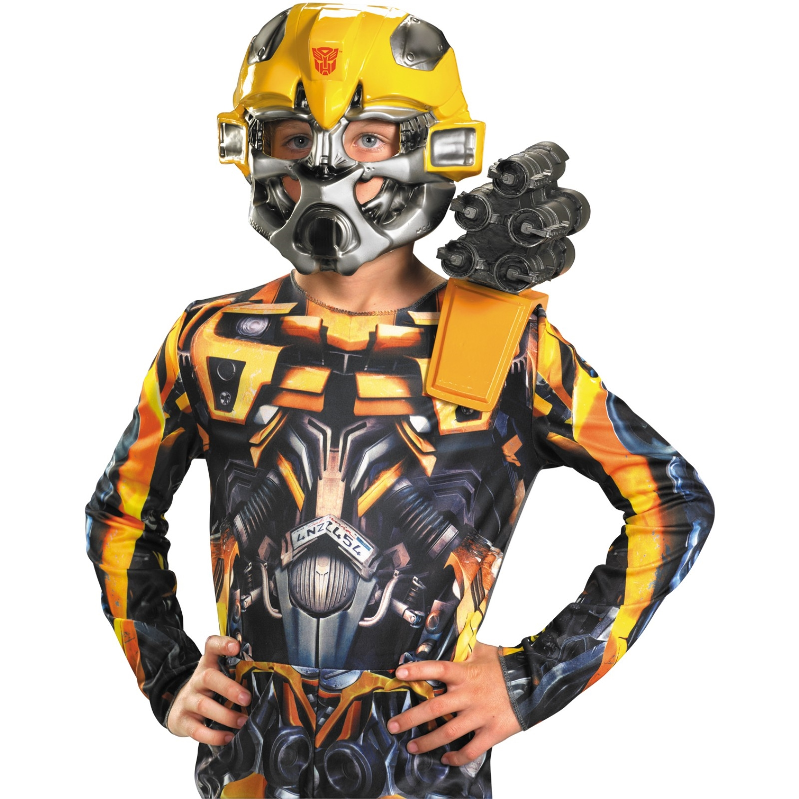 transformers 4 bumble bee costume