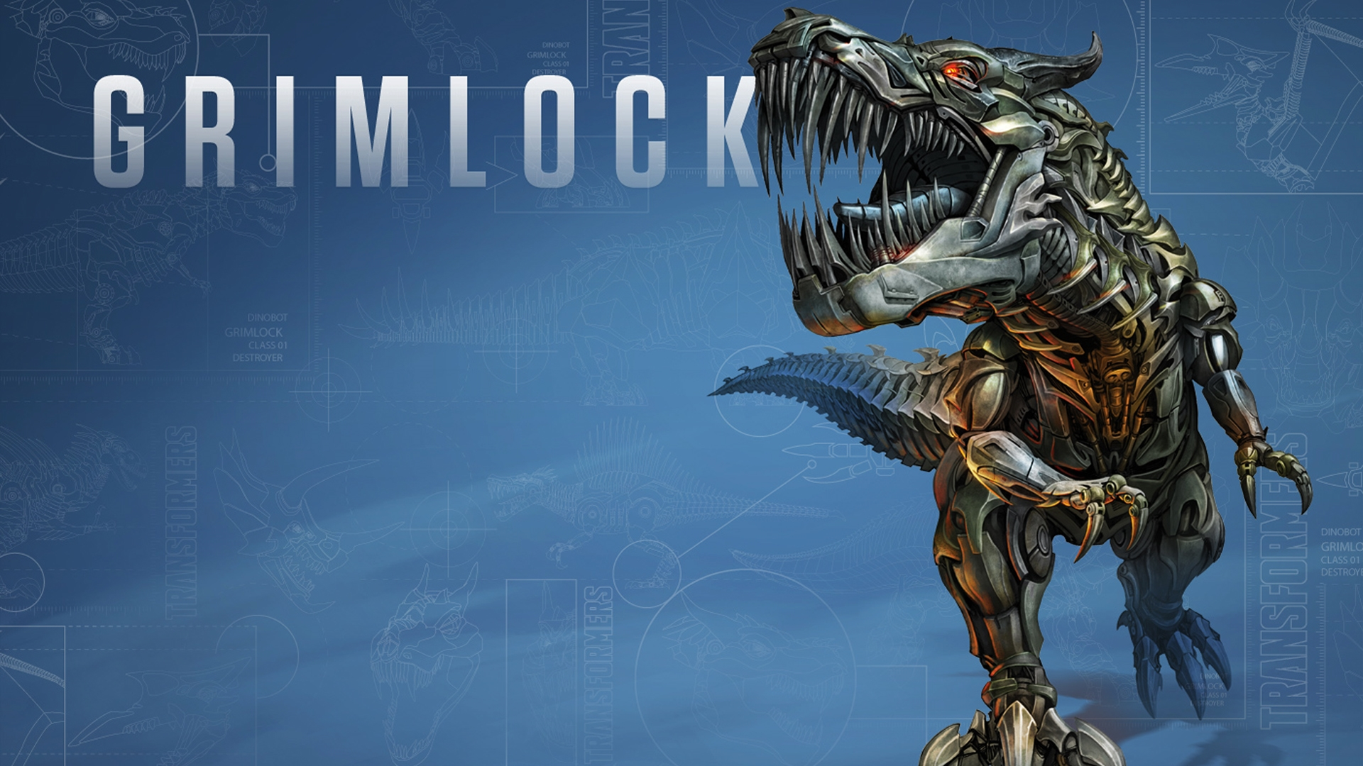 transformers 4 grimlock dinobot movie