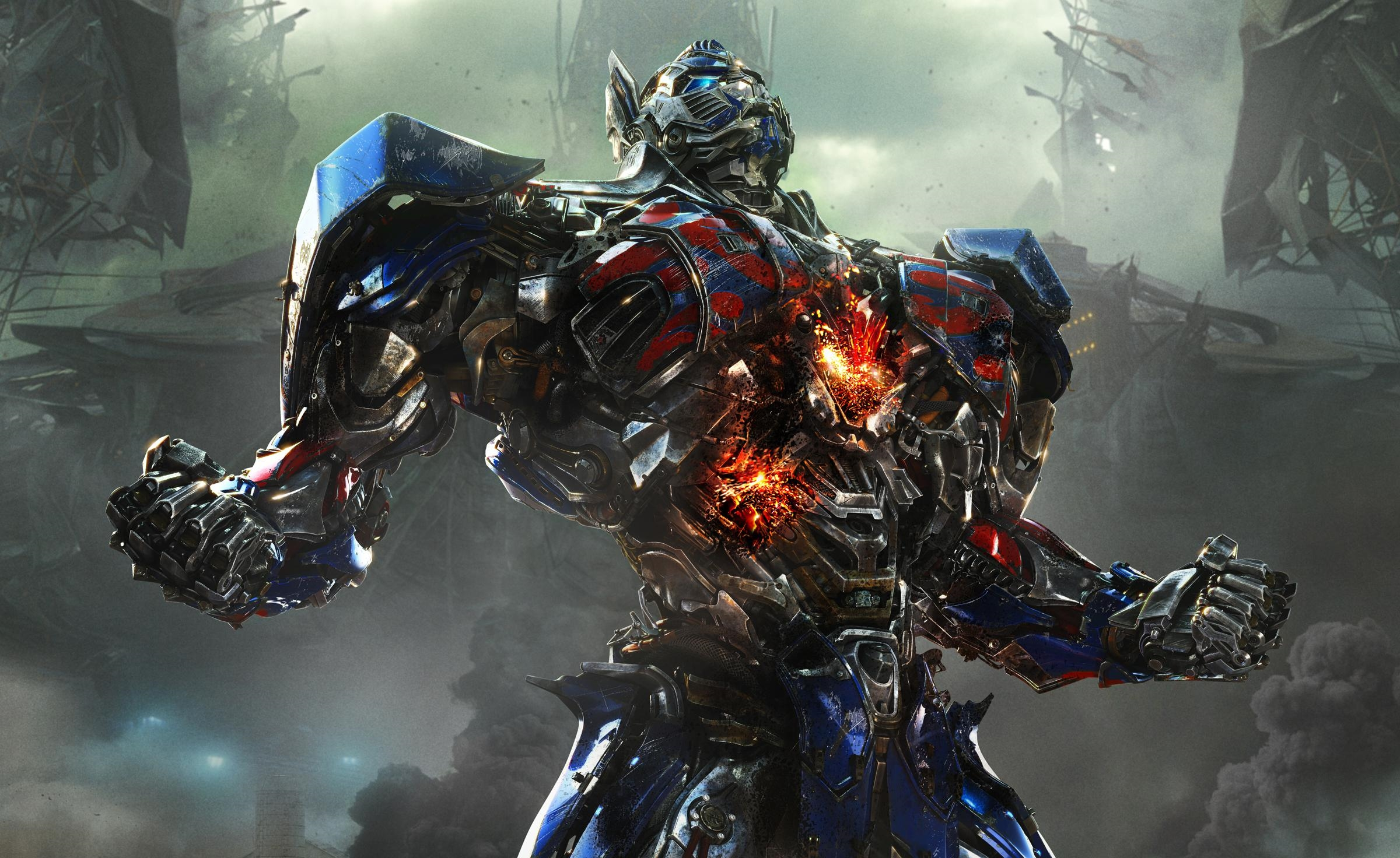 transformers age of extinction autobot optimus prime