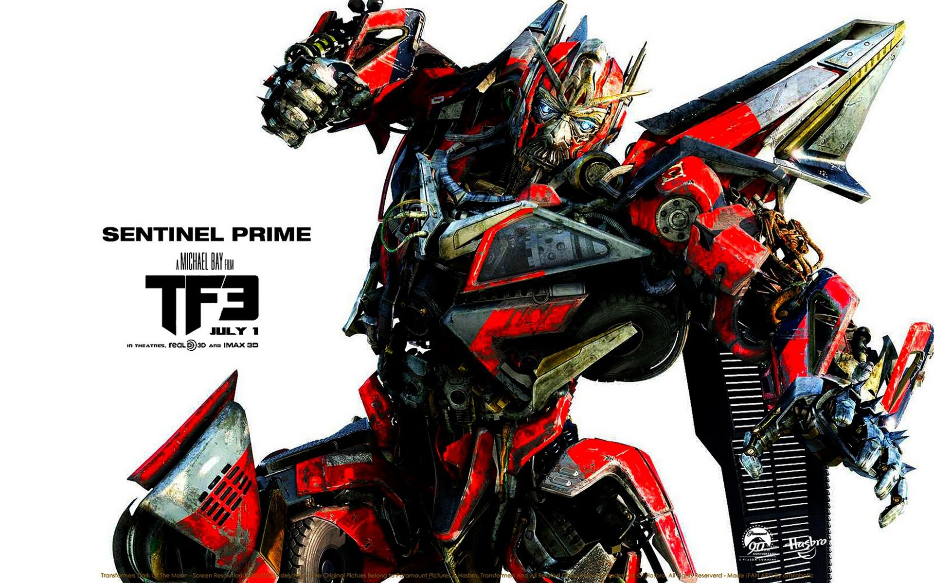 transformers age of extinction autobot sentinel prime
