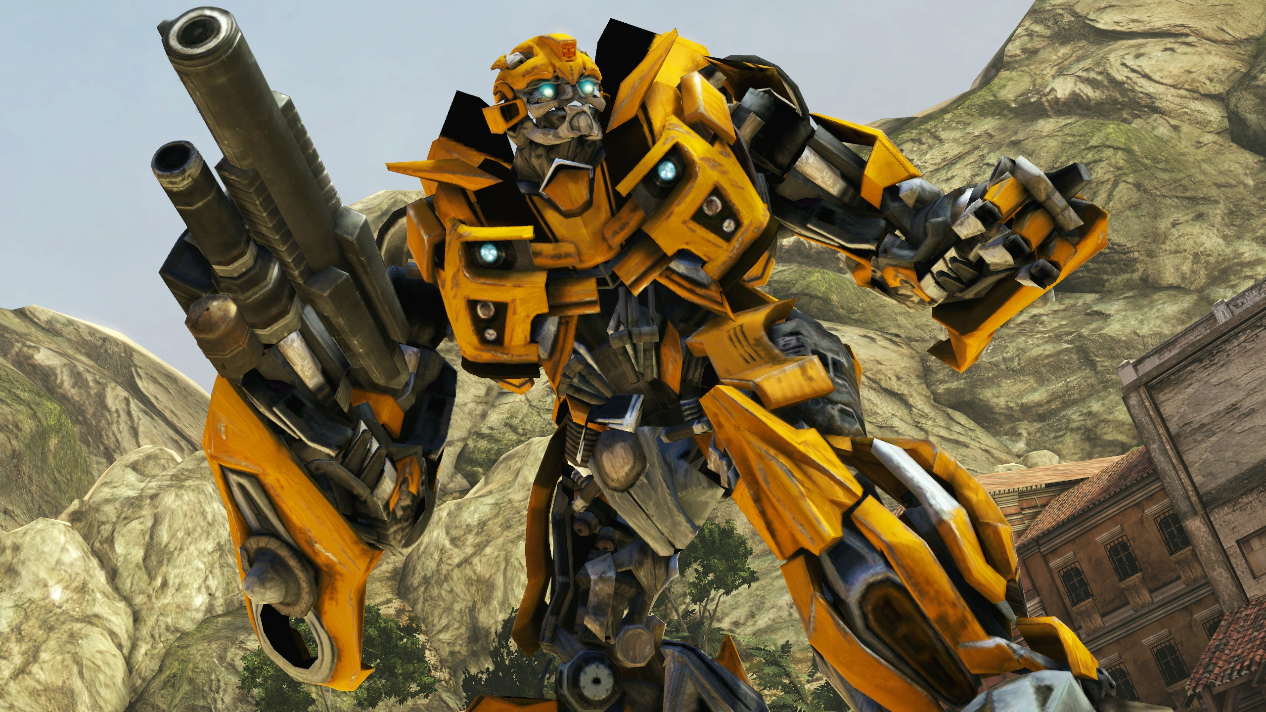Transformers Age Of Extinction Hd Bumblebee